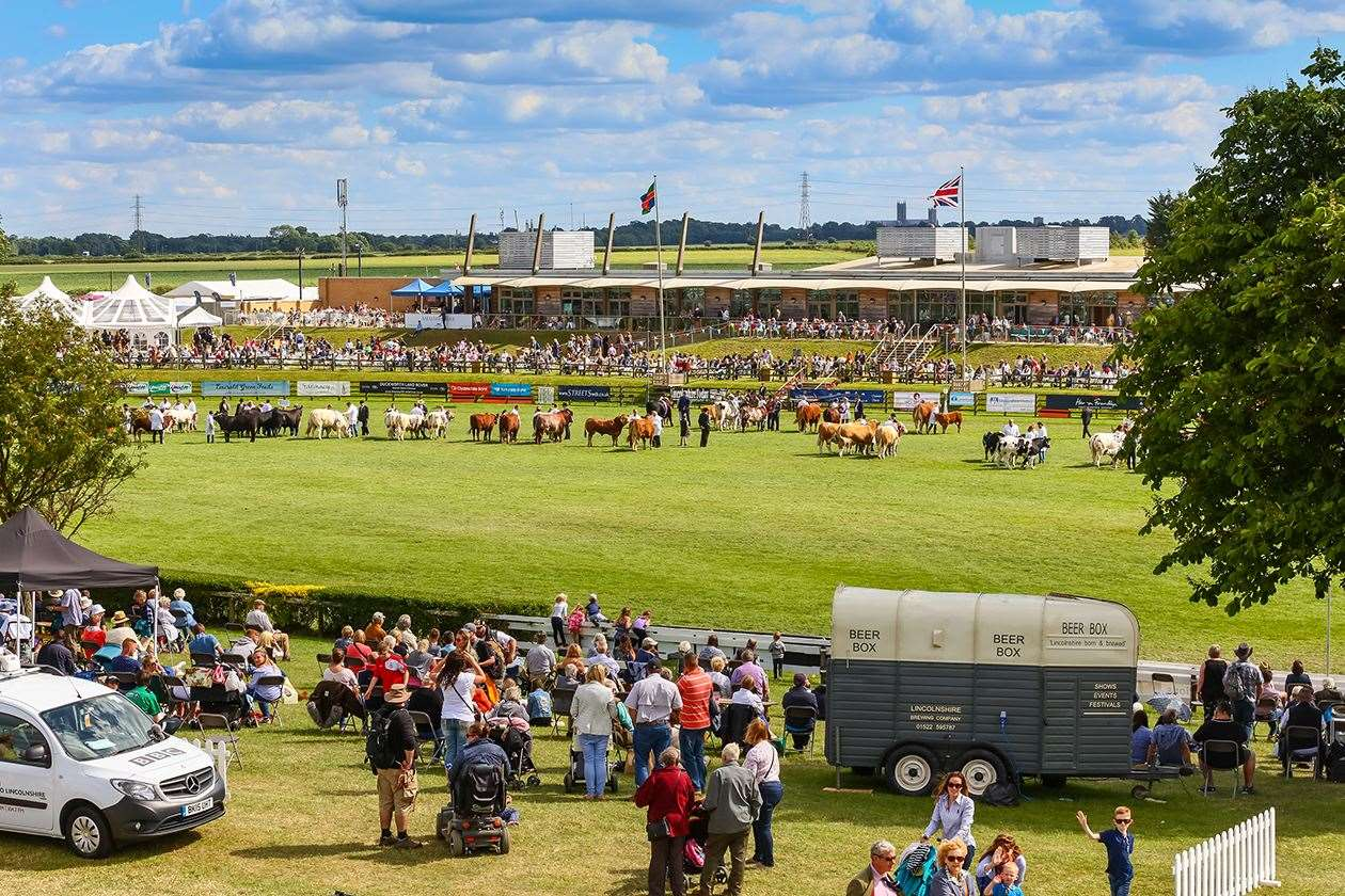 The Lincolnshire Show normally attracts more than 60,000 visitors. Image: Kamara Photography.