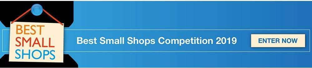 Best Small Shops competition (16011385)