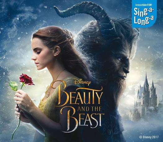 Sing a-long with Beauty and the Beast at the South Holland Centre. (2151483)