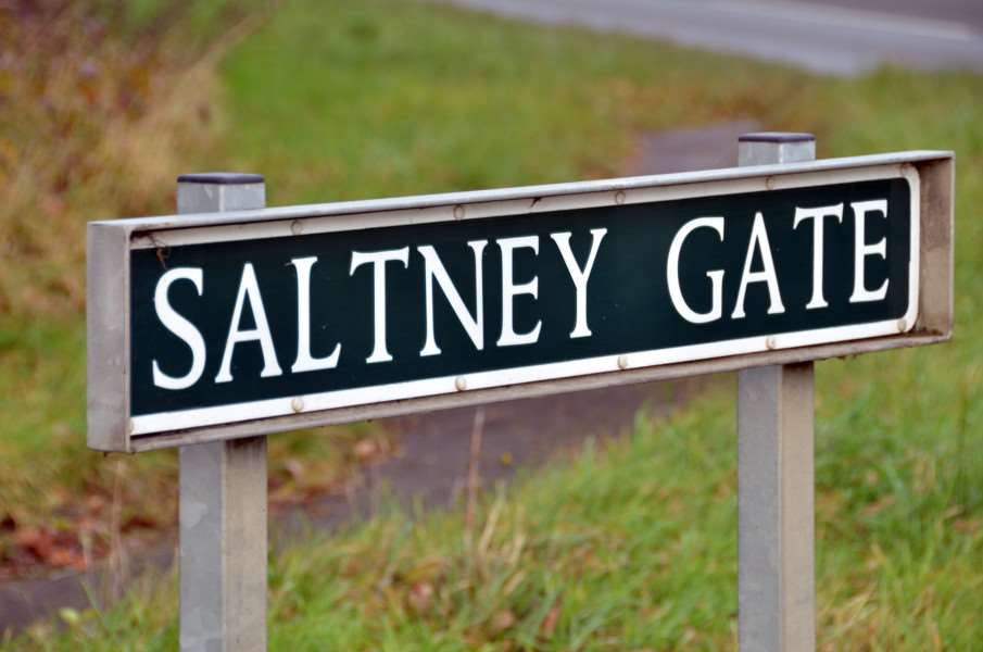 Saltney Gate has the 7th lowest broadband speed of all streets in the UK. SG071217-308TW