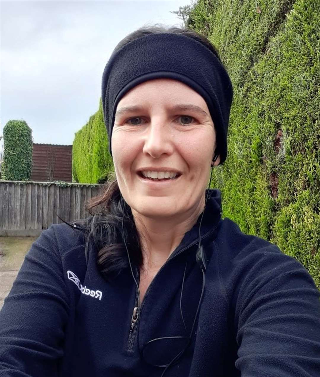 Kate Chapman is running 100km to raise money for Long Sutton school (43182653)