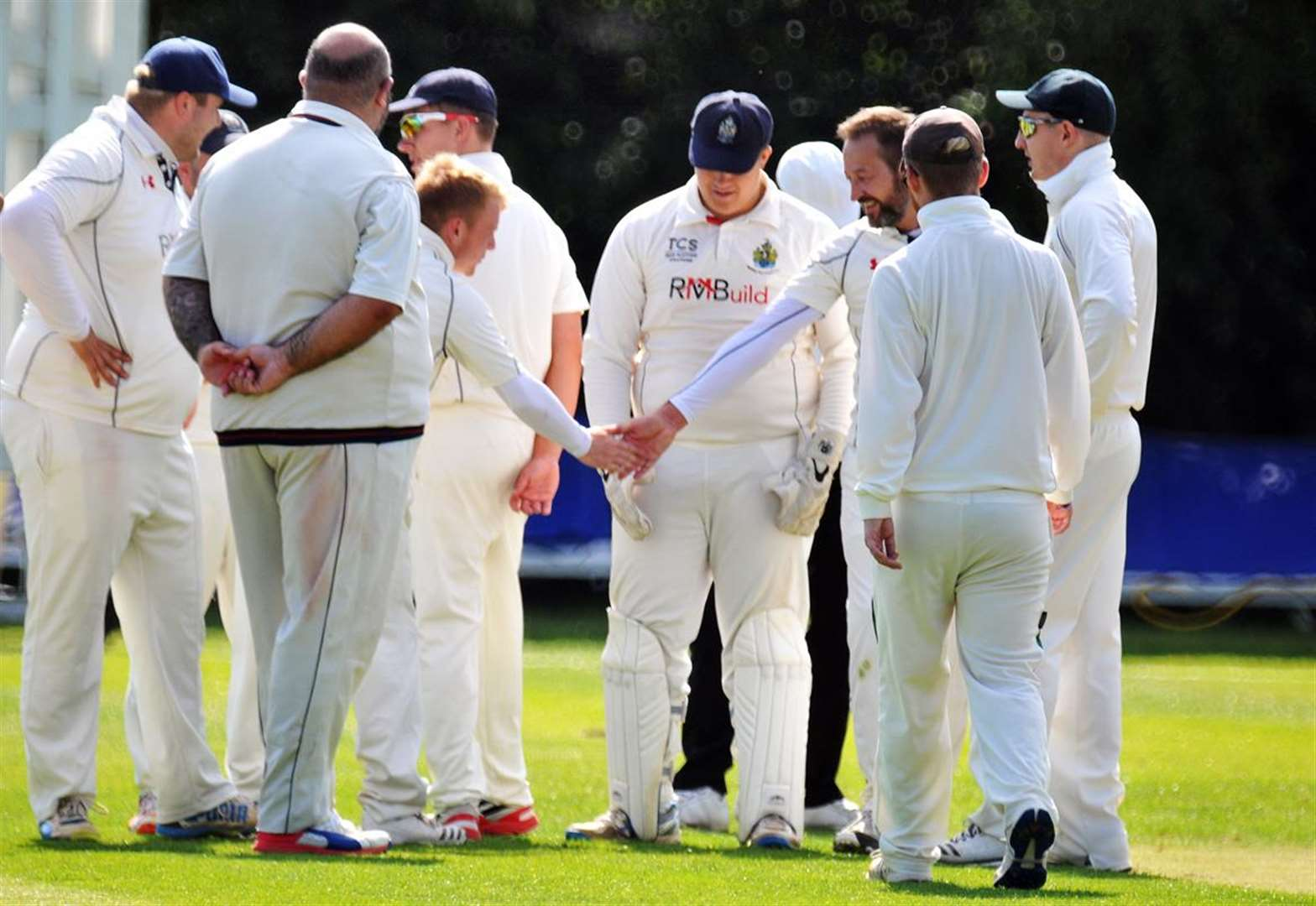 CRICKET: Spalding and Pinchbeck crowned champions