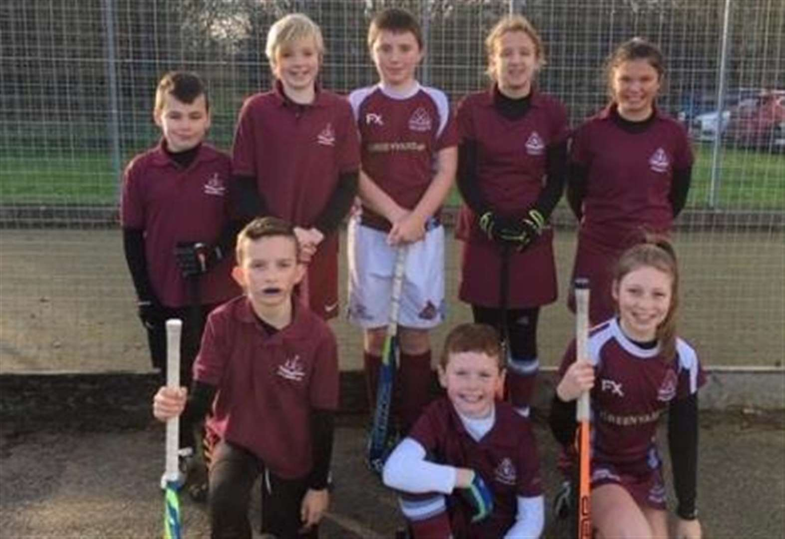 HOCKEY: A hat-trick of wins for Spalding Lions