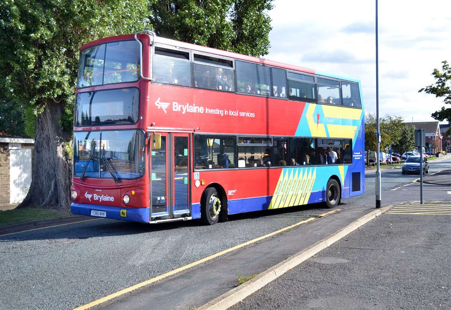 Major shake-up to Spalding town bus services from December 27