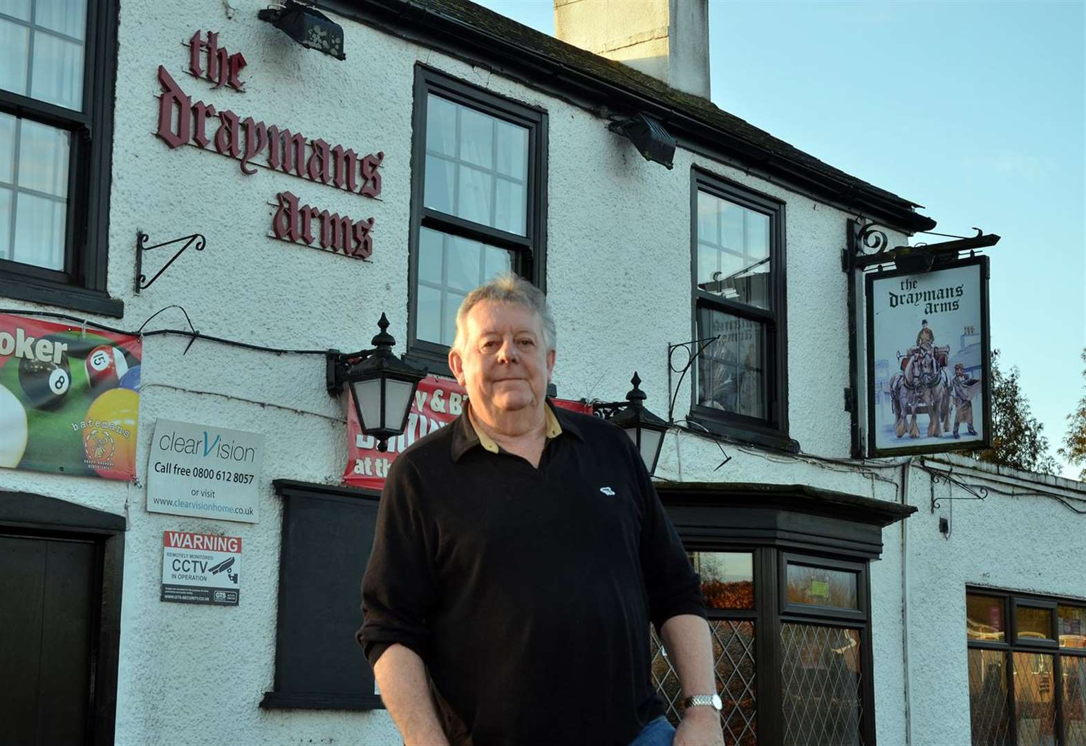 Landlord on why our pubs are struggling