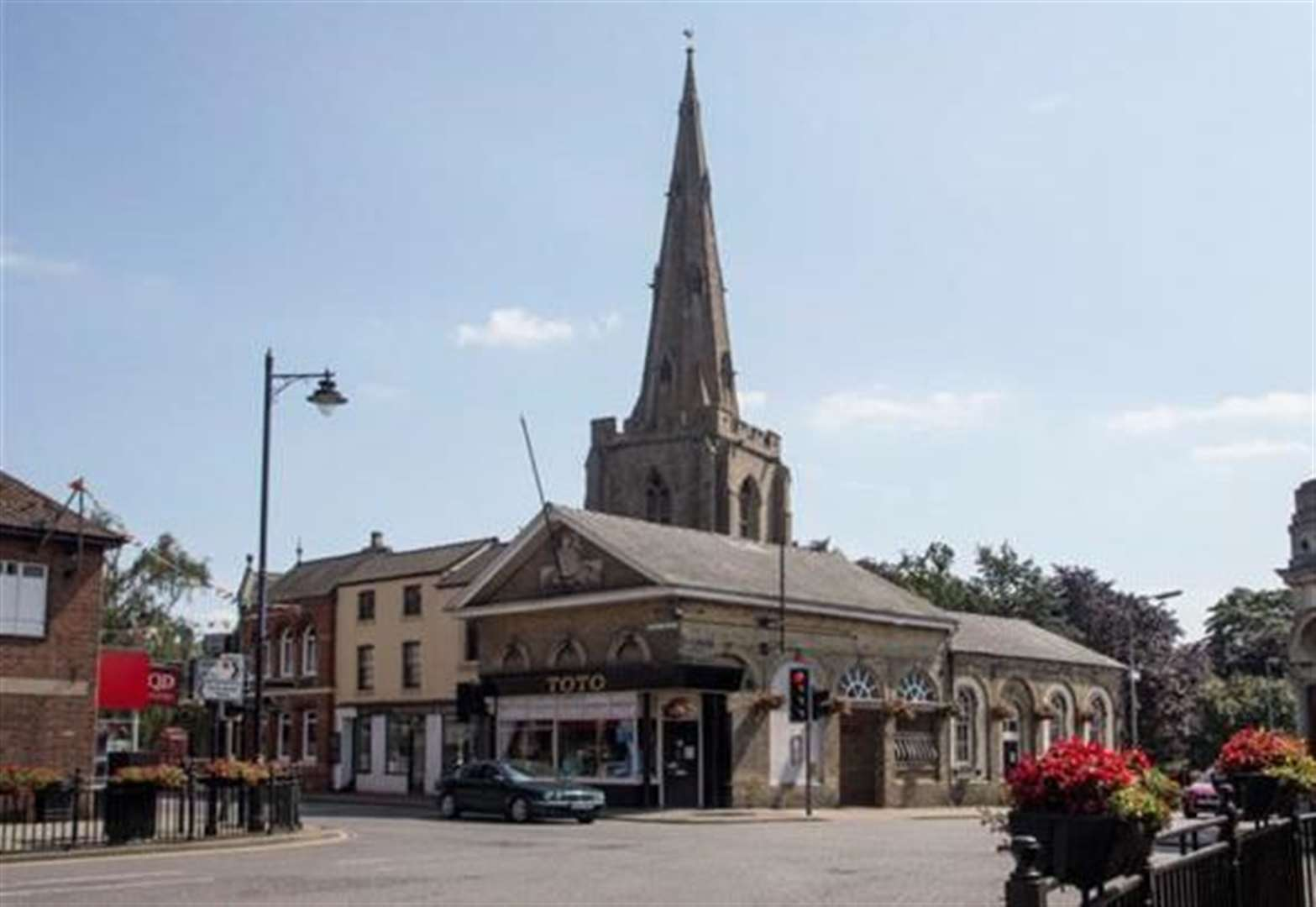 £500k regeneration plans approved for 2 town centres