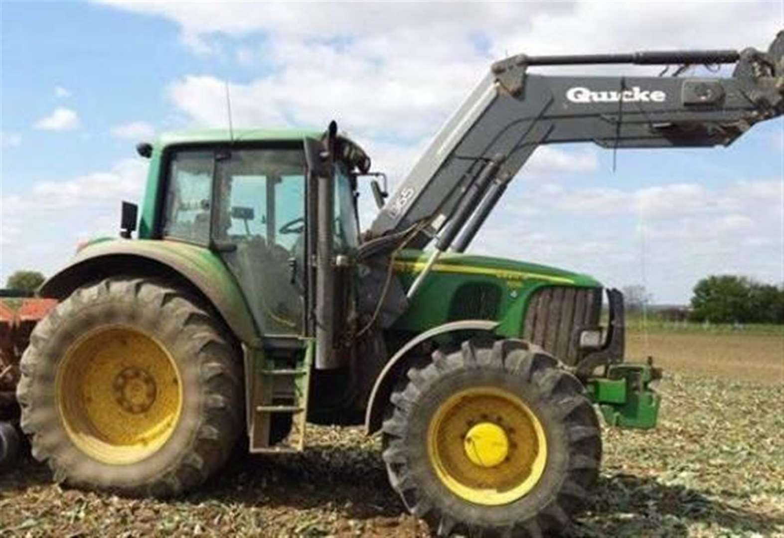 South Holland tractor thefts confirm trend shown in new crime survey