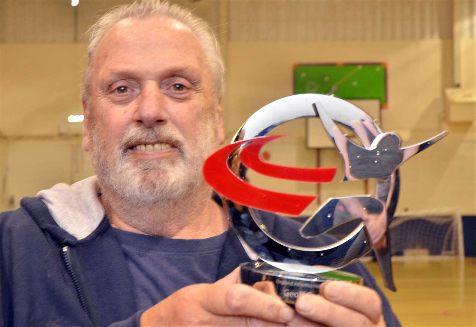 THE BIG INTERVIEW: Holbeach legend Geoff Capes went from 'absolutely nothing' to the world's number one