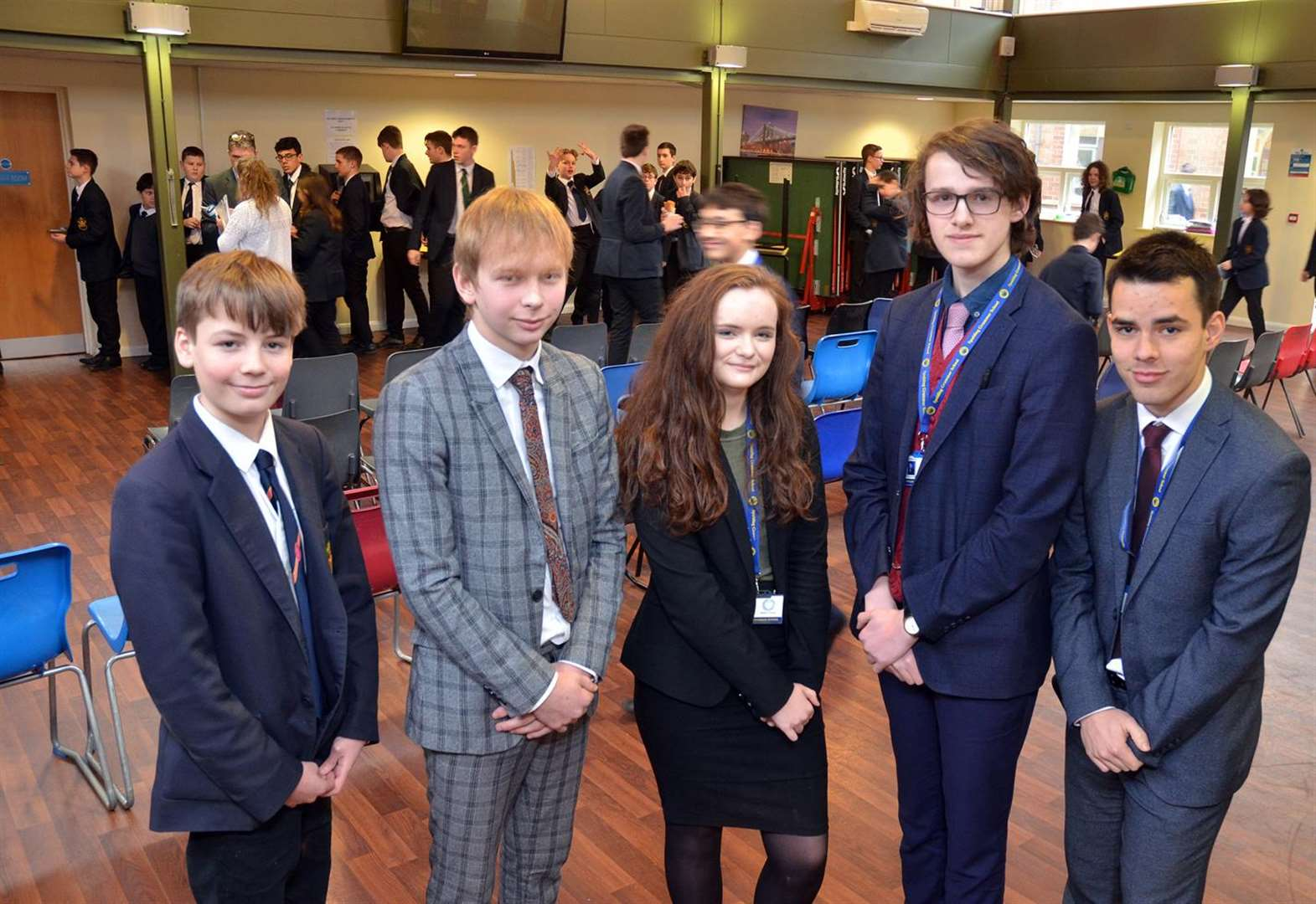Spalding Grammar School embraces the USA ... and a whirlwind presidential election
