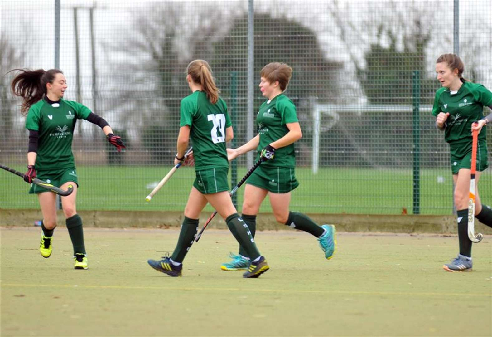 HOCKEY: Bright start but sad finish for Long Sutton in derby