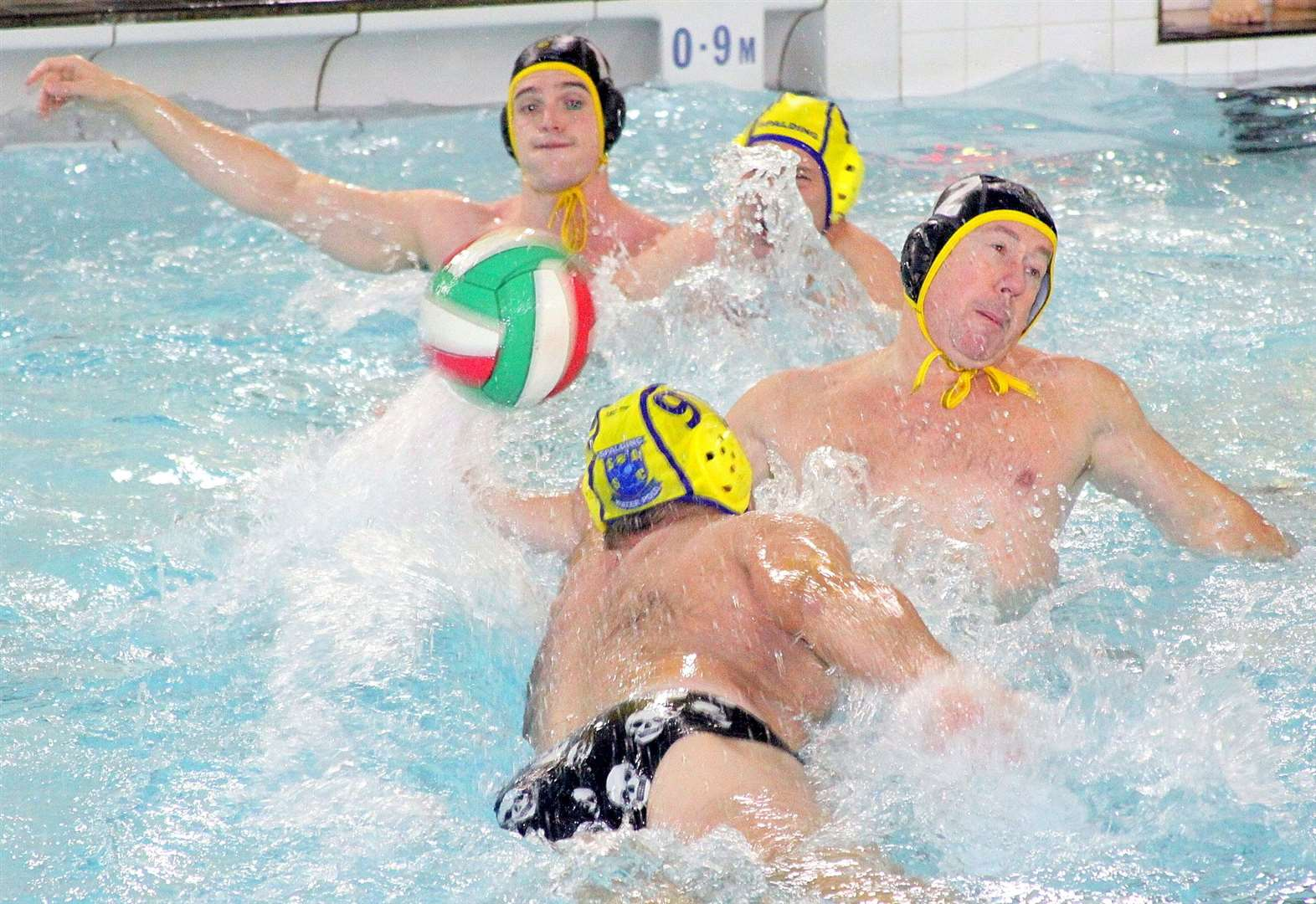 WATER POLO: We are the champions!