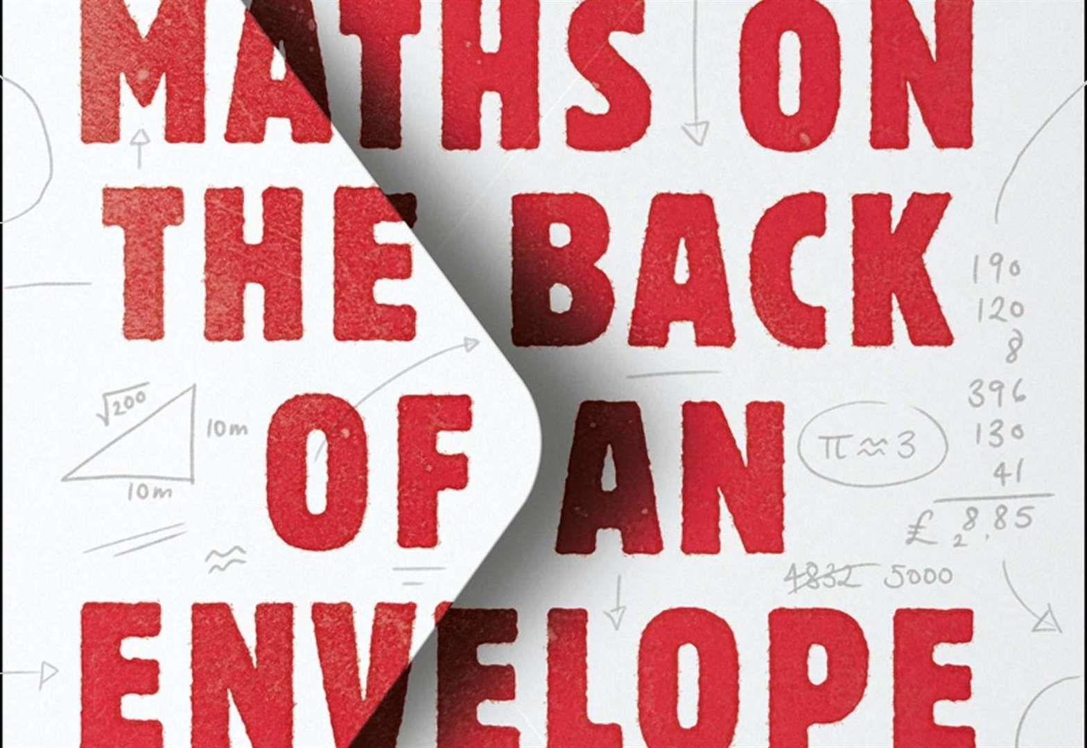 BOOK OF THE WEEK: Maths on the Back of an Envelope: Clever Ways to (Roughly) Calculate Anything by Rob Eastaway