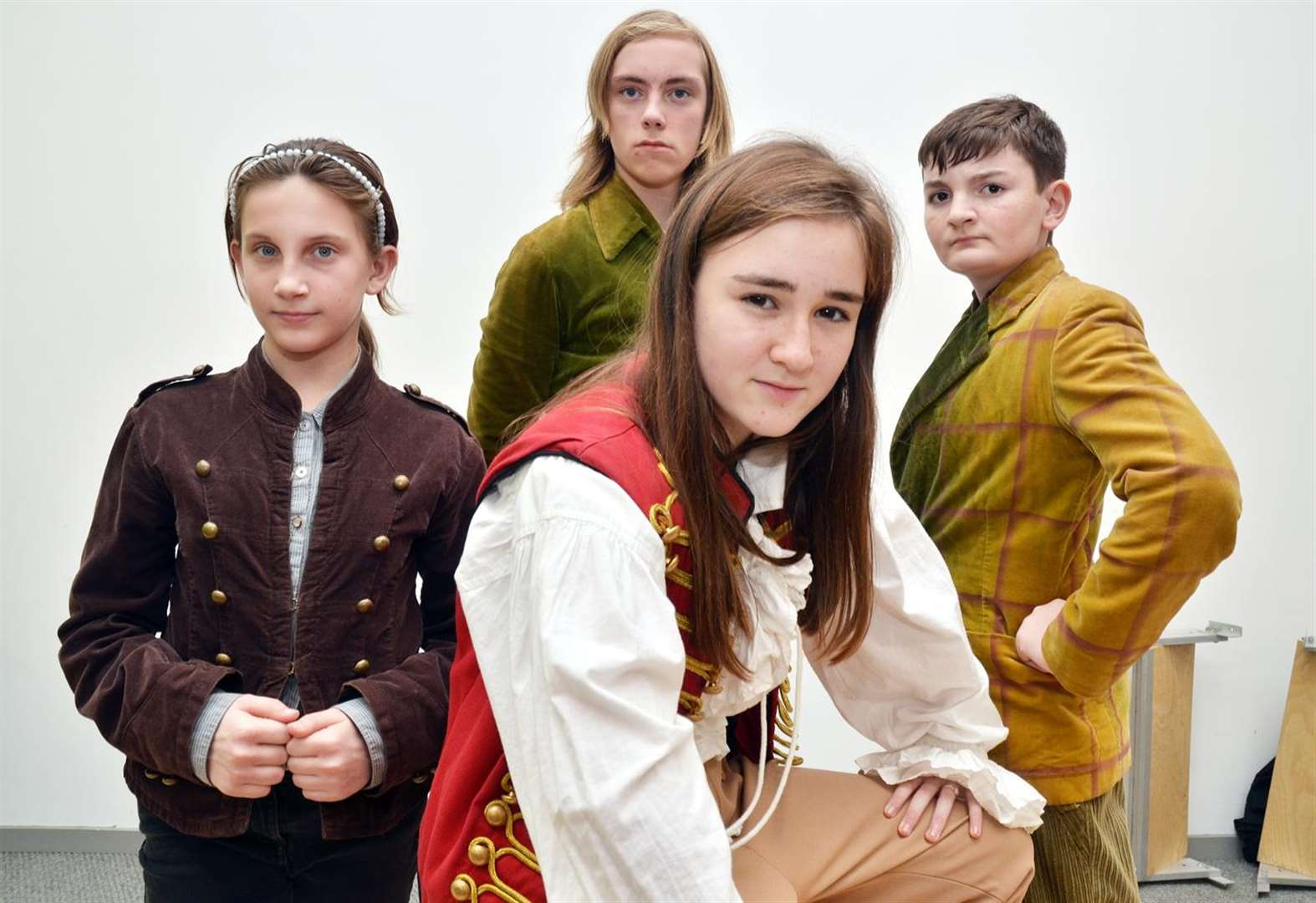 THEATRE REVIEW: Holbeach students make French connection and soar to set gold standard for school dramas