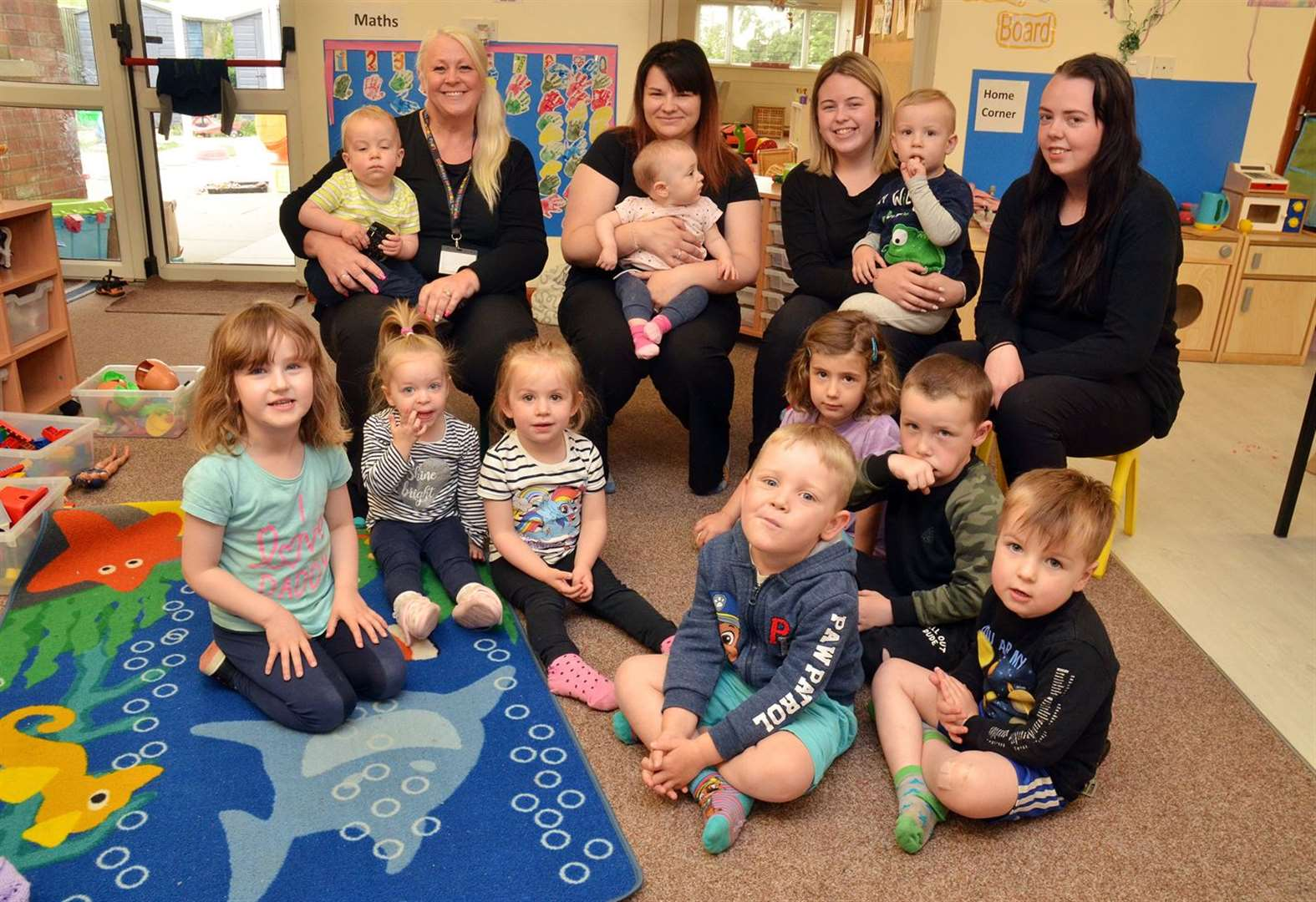 Good valuation for Little Treasures Nurseries Holbeach from Ofsted