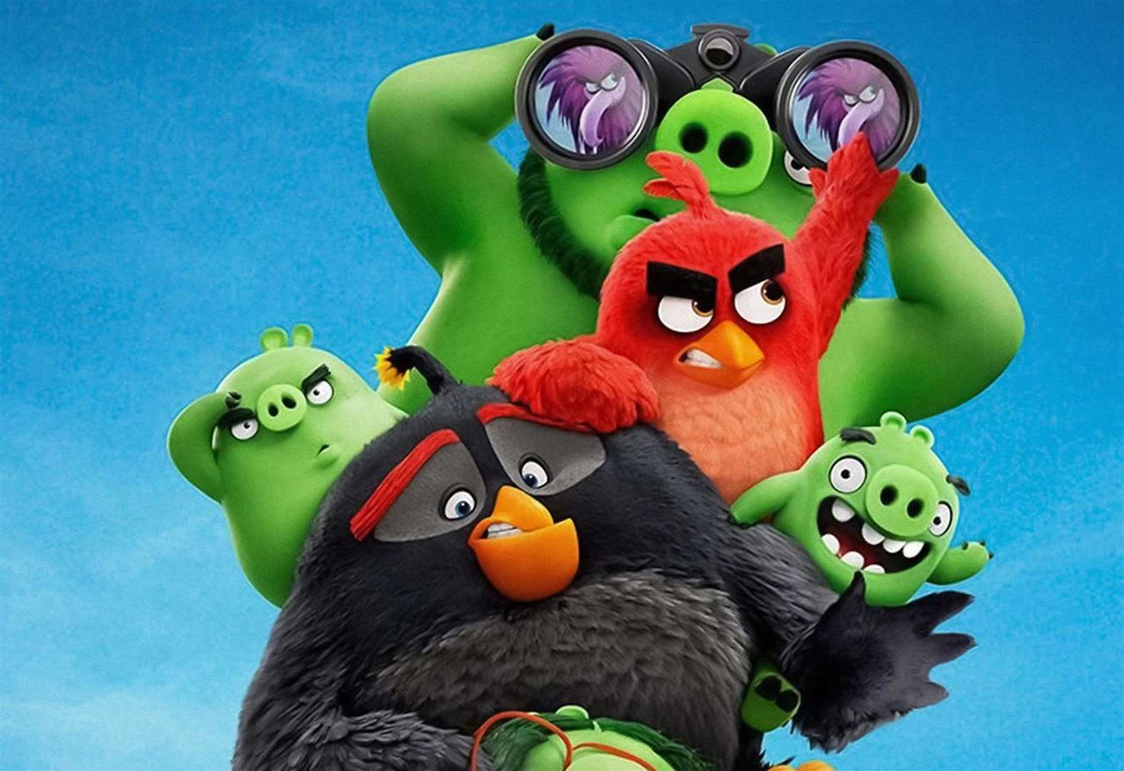 FILM REVIEW: The Angry Birds Movie 2 (12A)