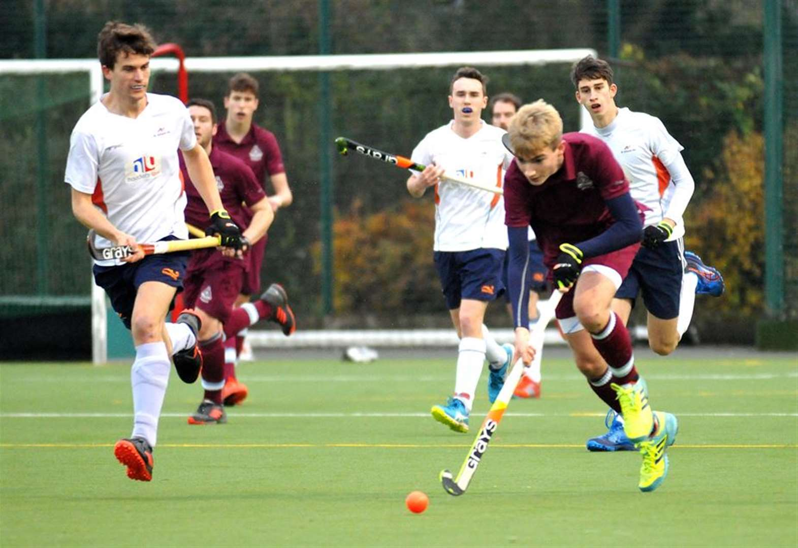 HOCKEY: Mixed weekend for Spalding men