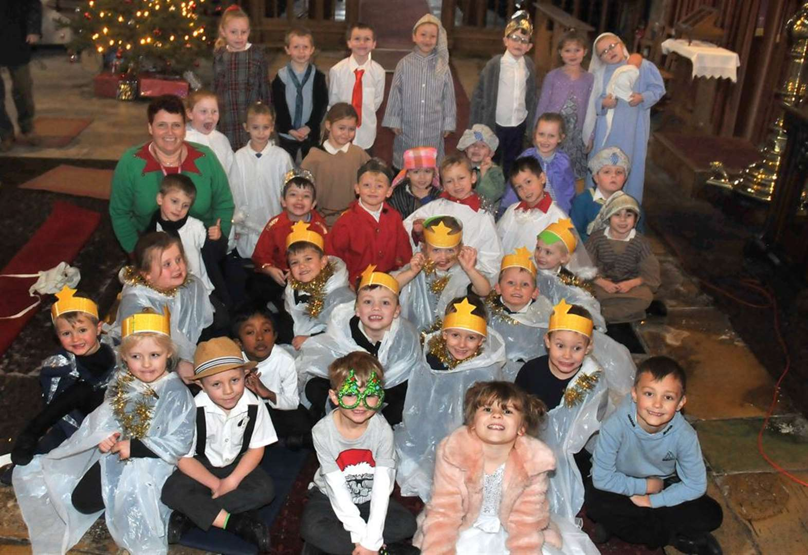 PHOTO GALLERY: Nativity turns to Strictly for school musical