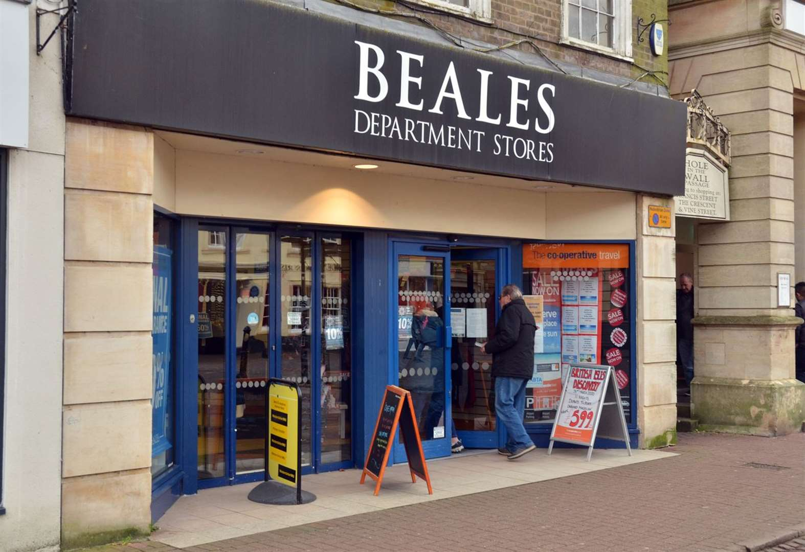Future unclear for Beales