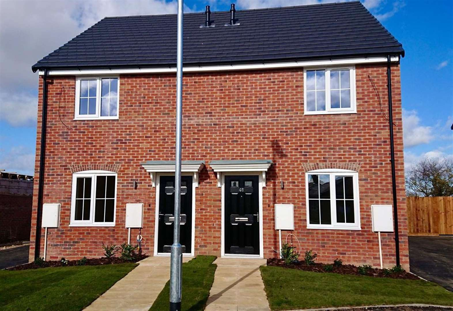 Shared ownership opportunities as 18 new homes secured across South Holland