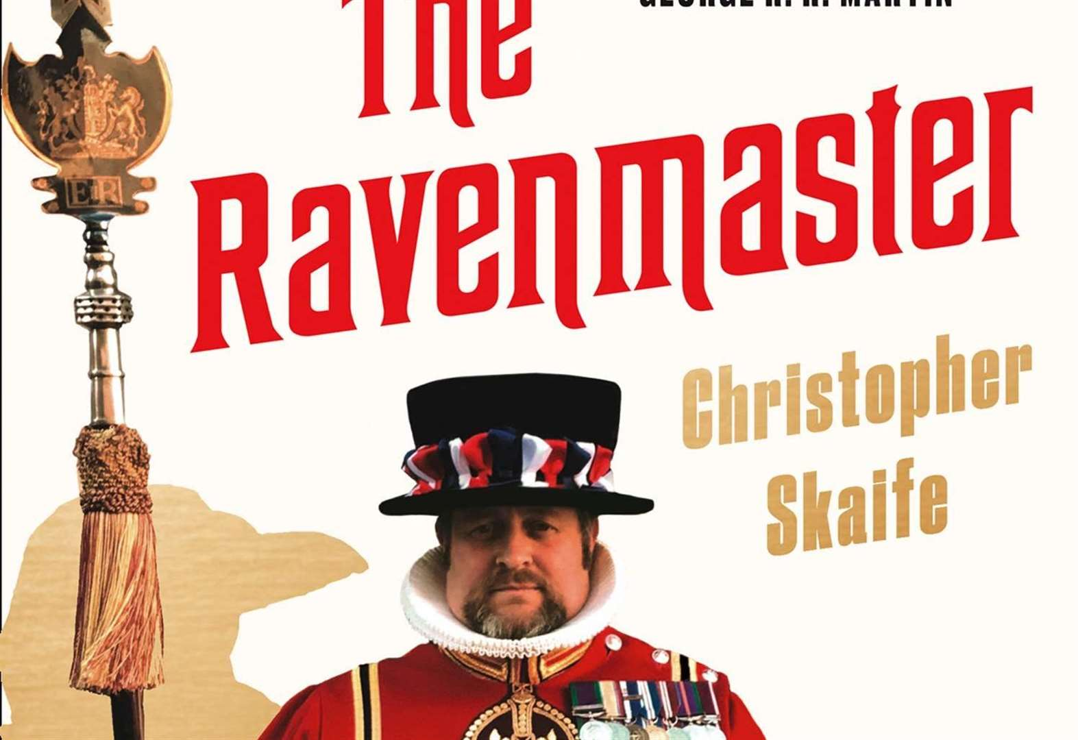 BOOK OF THE WEEK: The Ravenmaster by Christopher Skaife