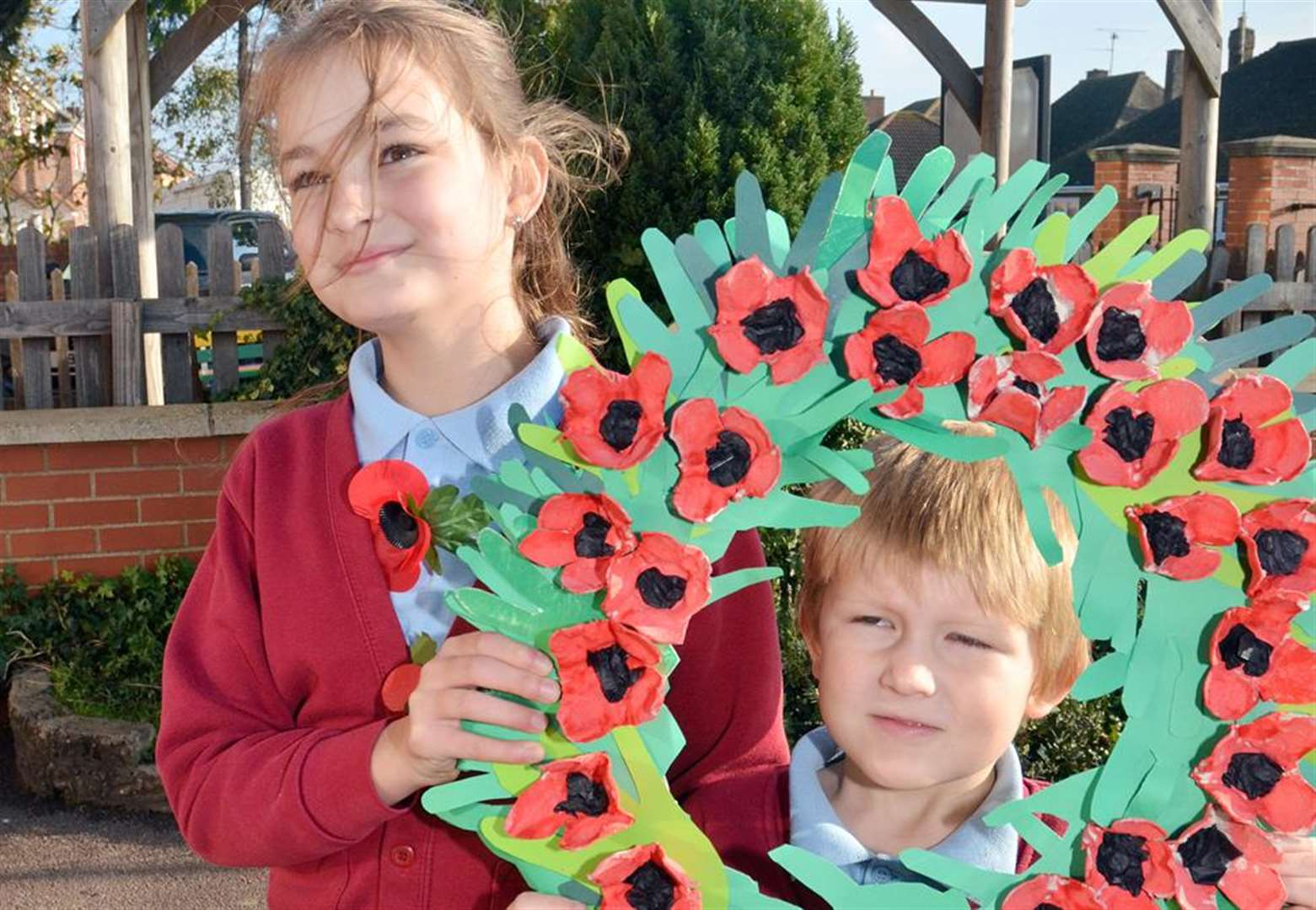 Remembrance in Surfleet