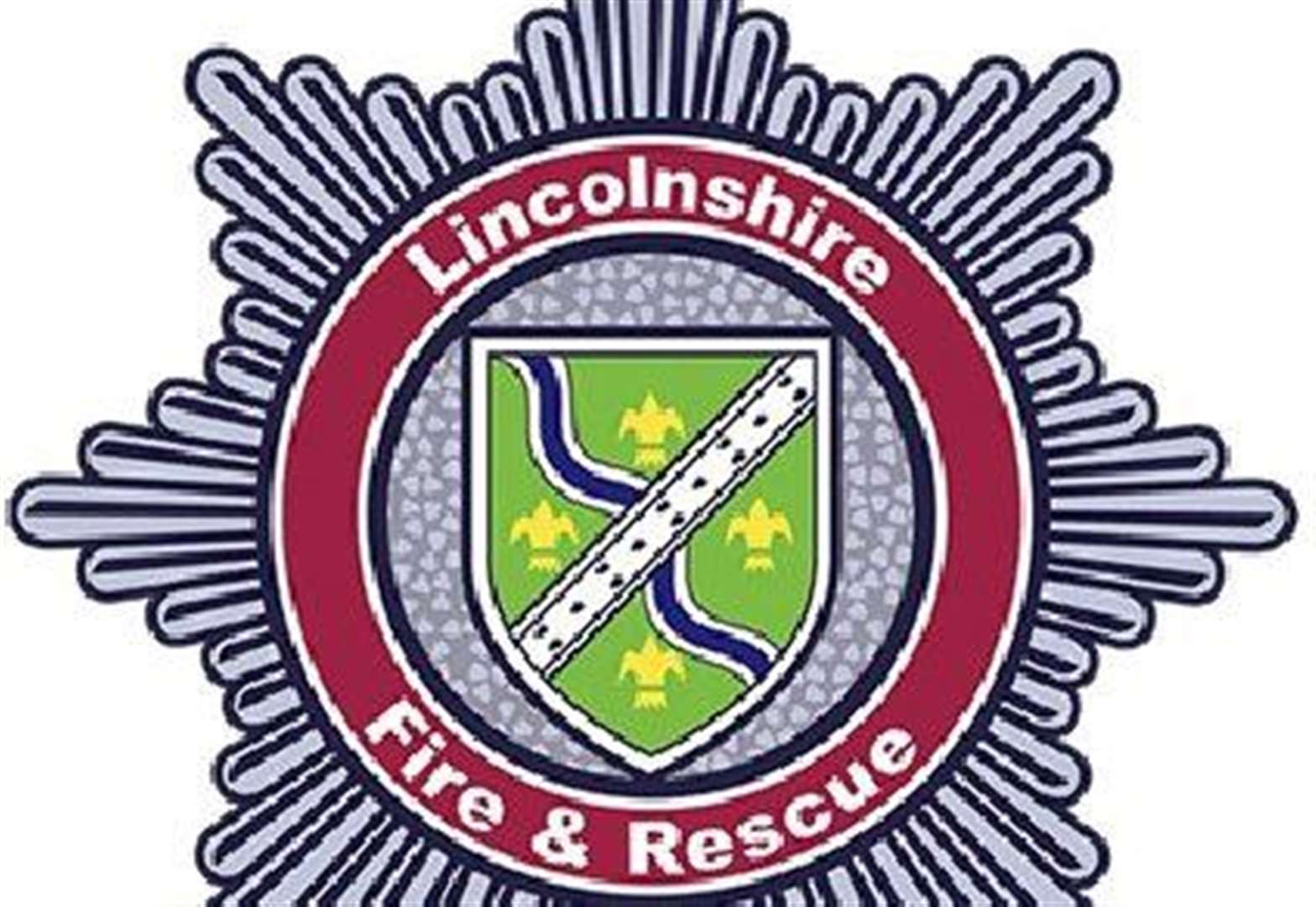Car on fire in West Pinchbeck
