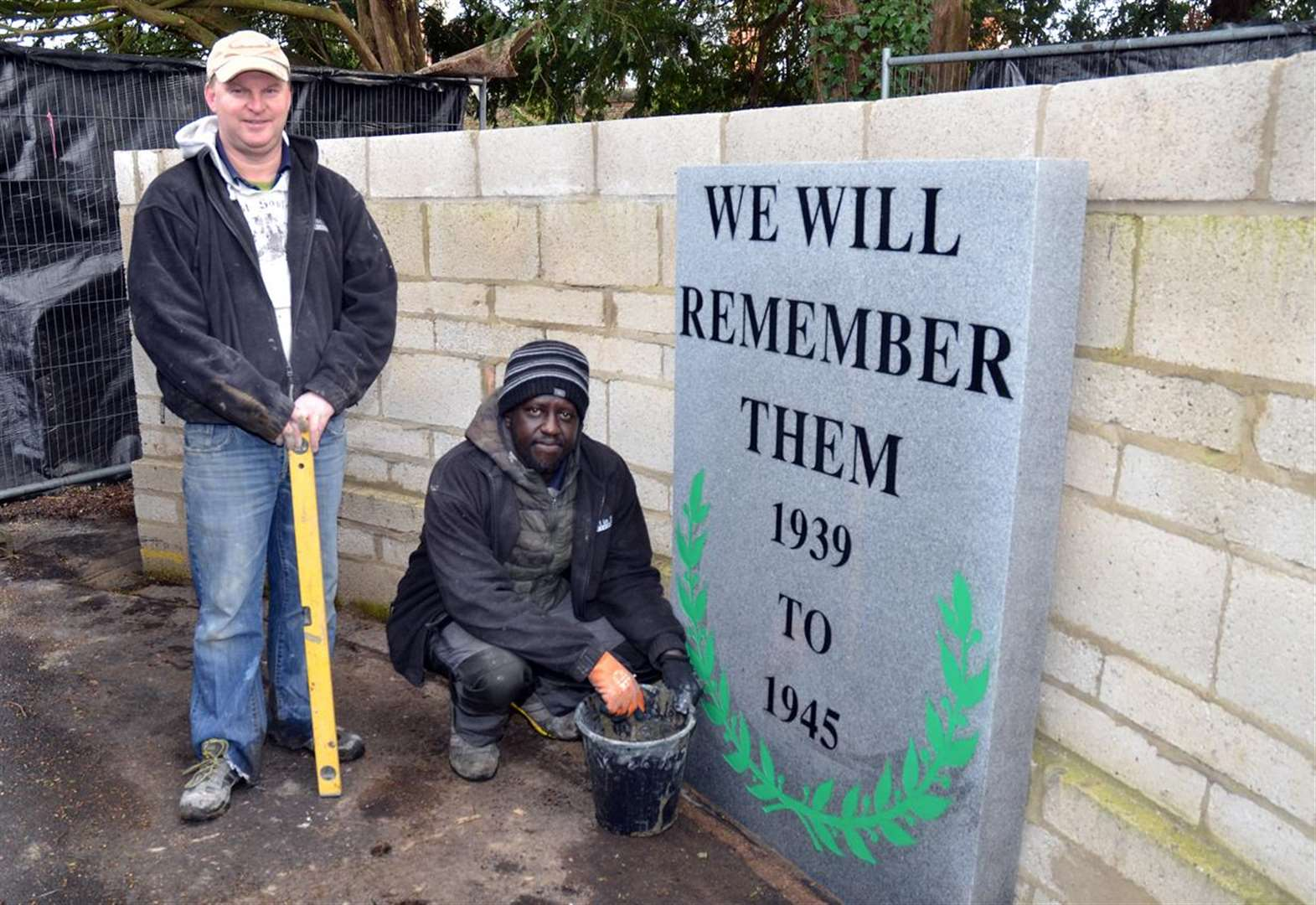 Countdown to Spalding's royal visit to unveil new WWII Memorial