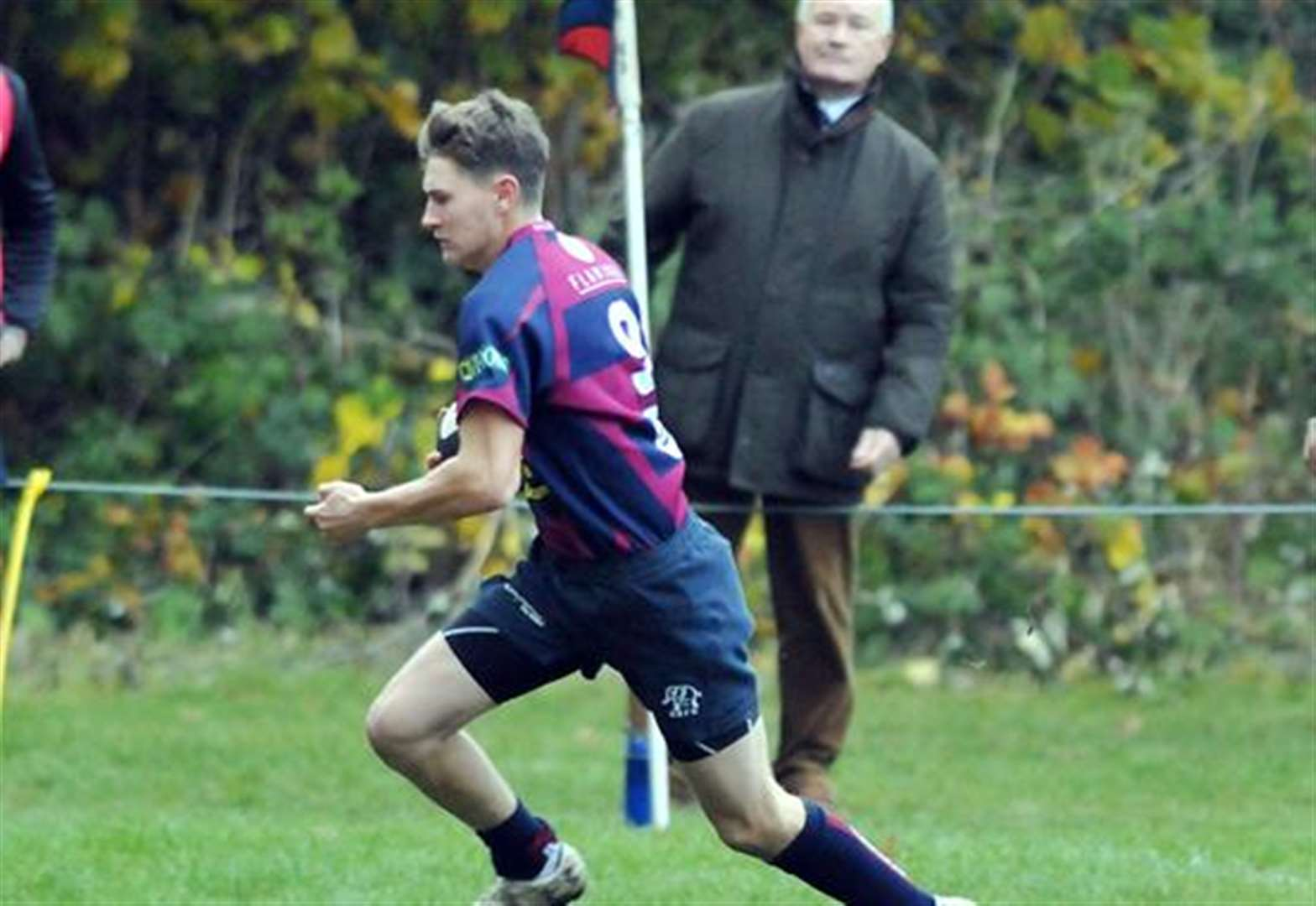 RUGBY: Spalding ready for journey into unknown against 'fairly solid' Tupton