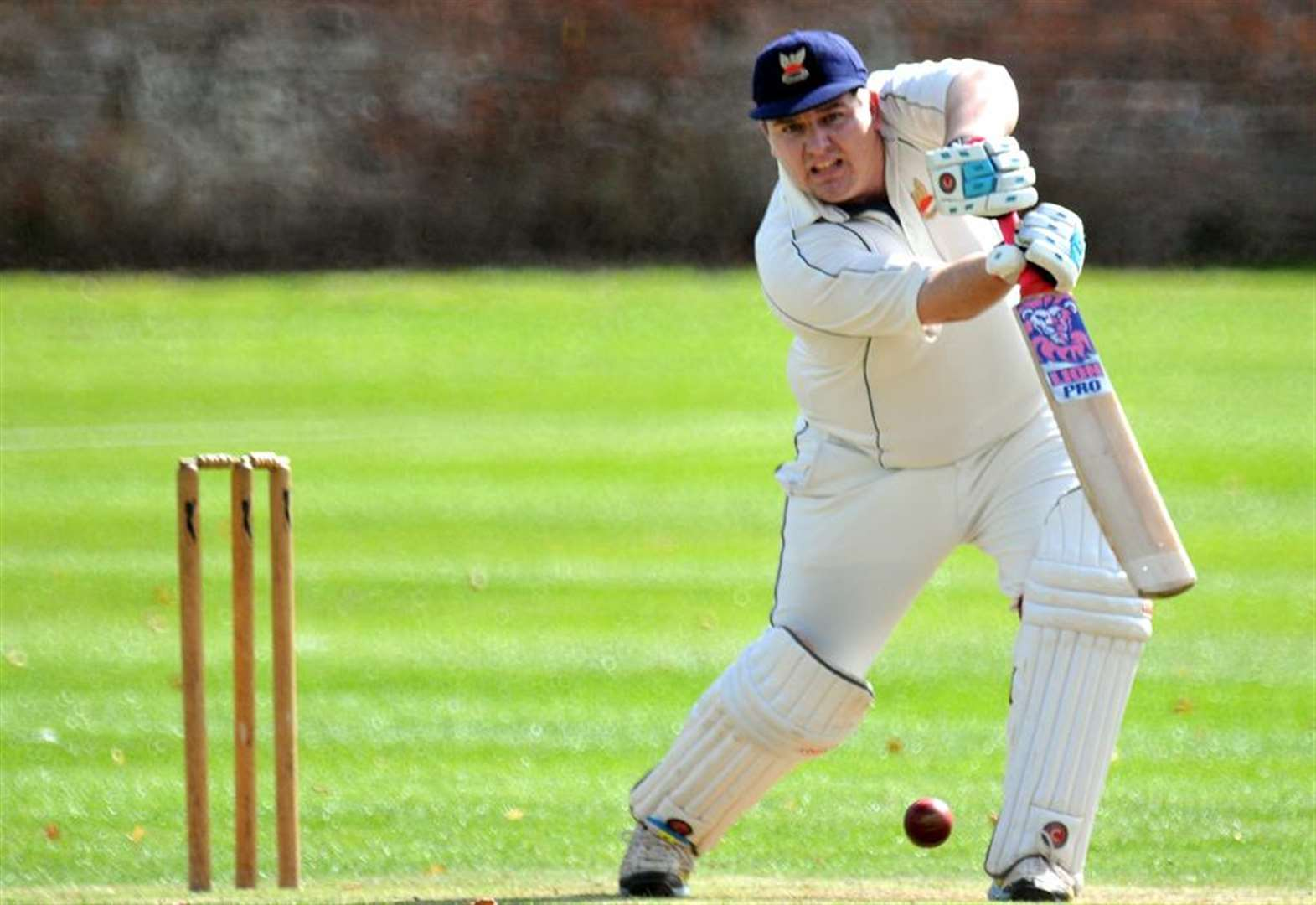 CRICKET: Spalding move closer to championship