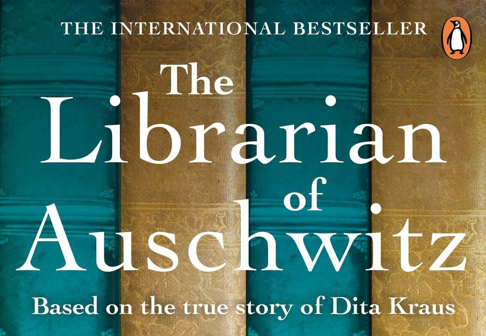 BOOK OF THE WEEK: The Librarian of Auschwitz by Antonio Iturbe