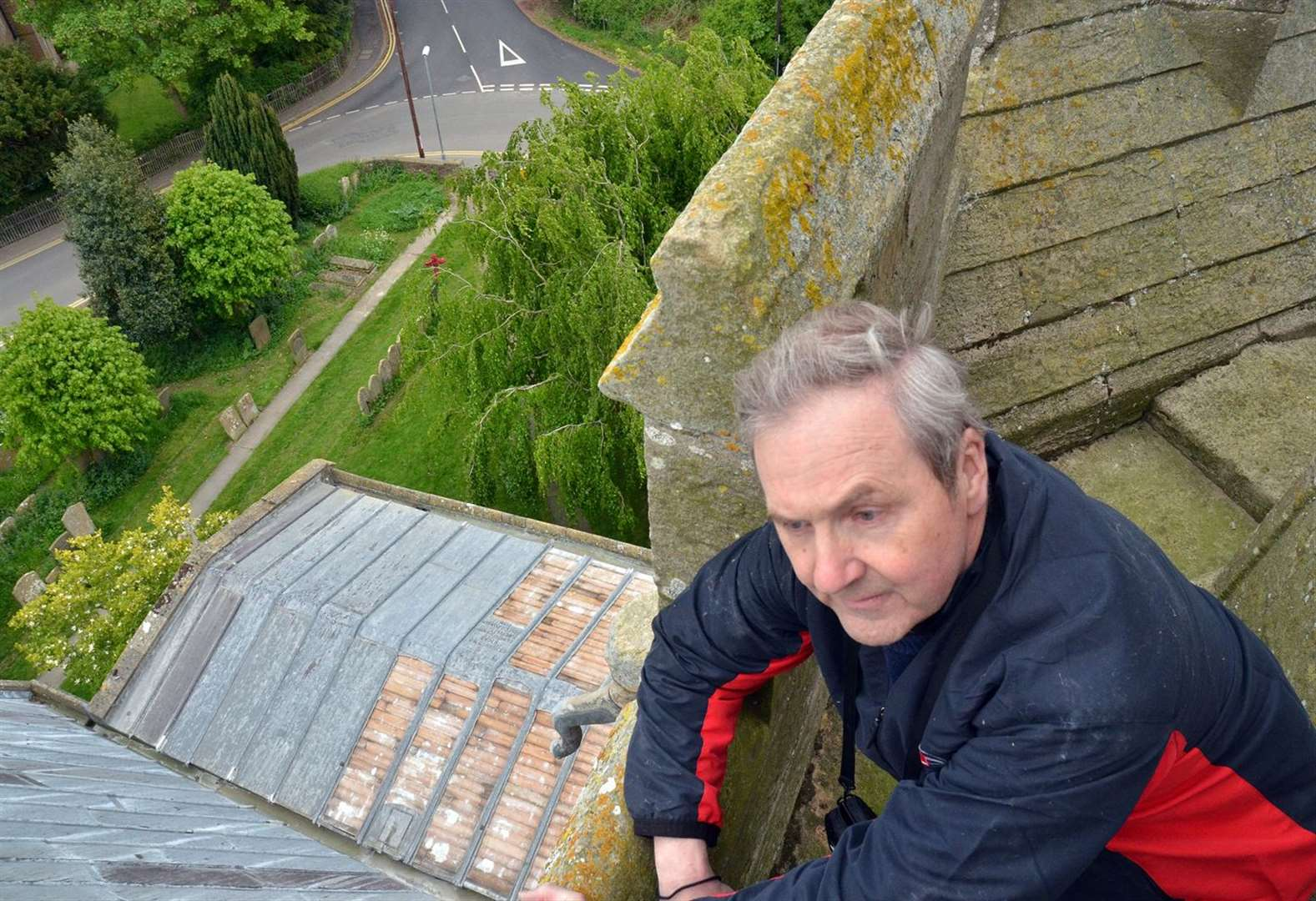 Vicar sad for people who have life-long association with church hit by lead thieves