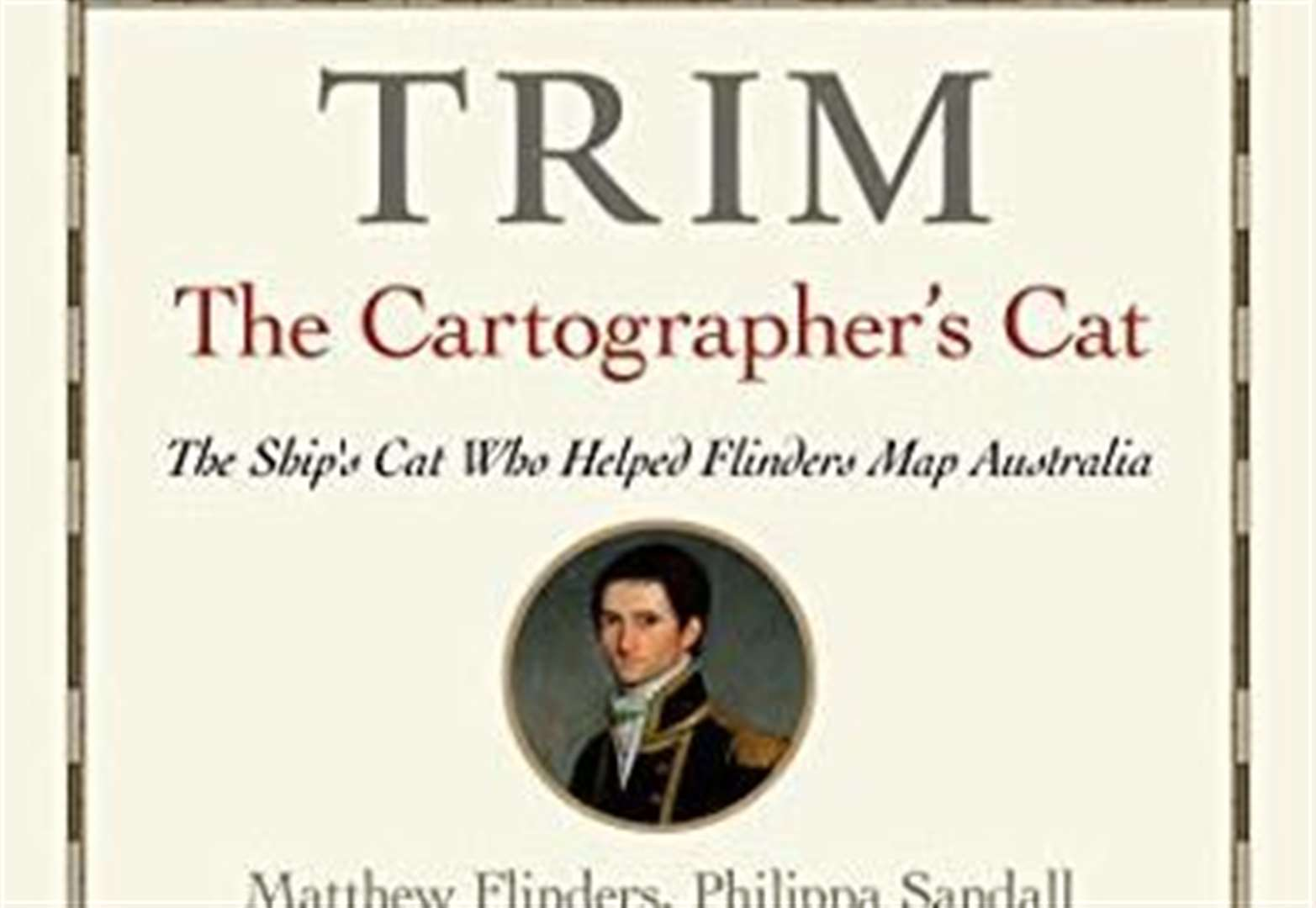 BOOK OF THE WEEK: Trim, The Cartographer's Cat