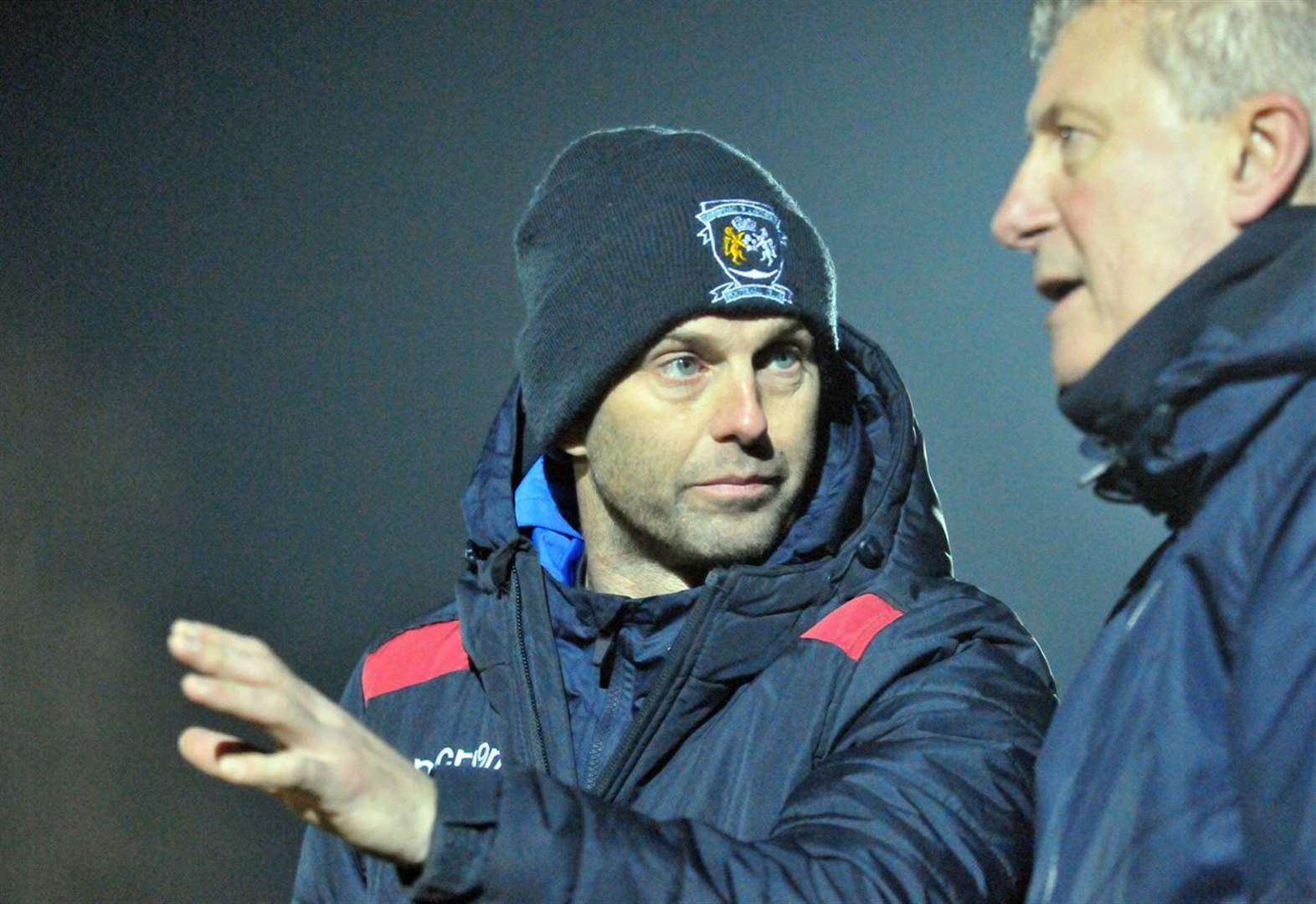 FOOTBALL: Goode frustrated over dropped points