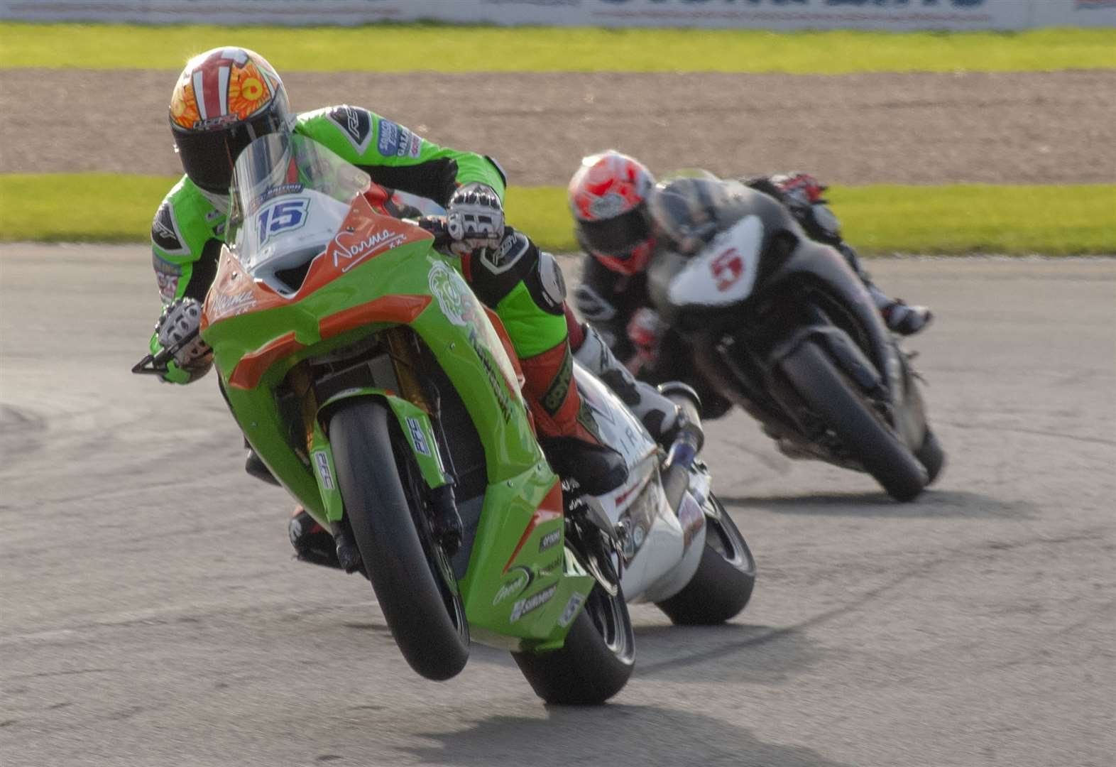 MOTORCYCLING: Ben picks up more championship points