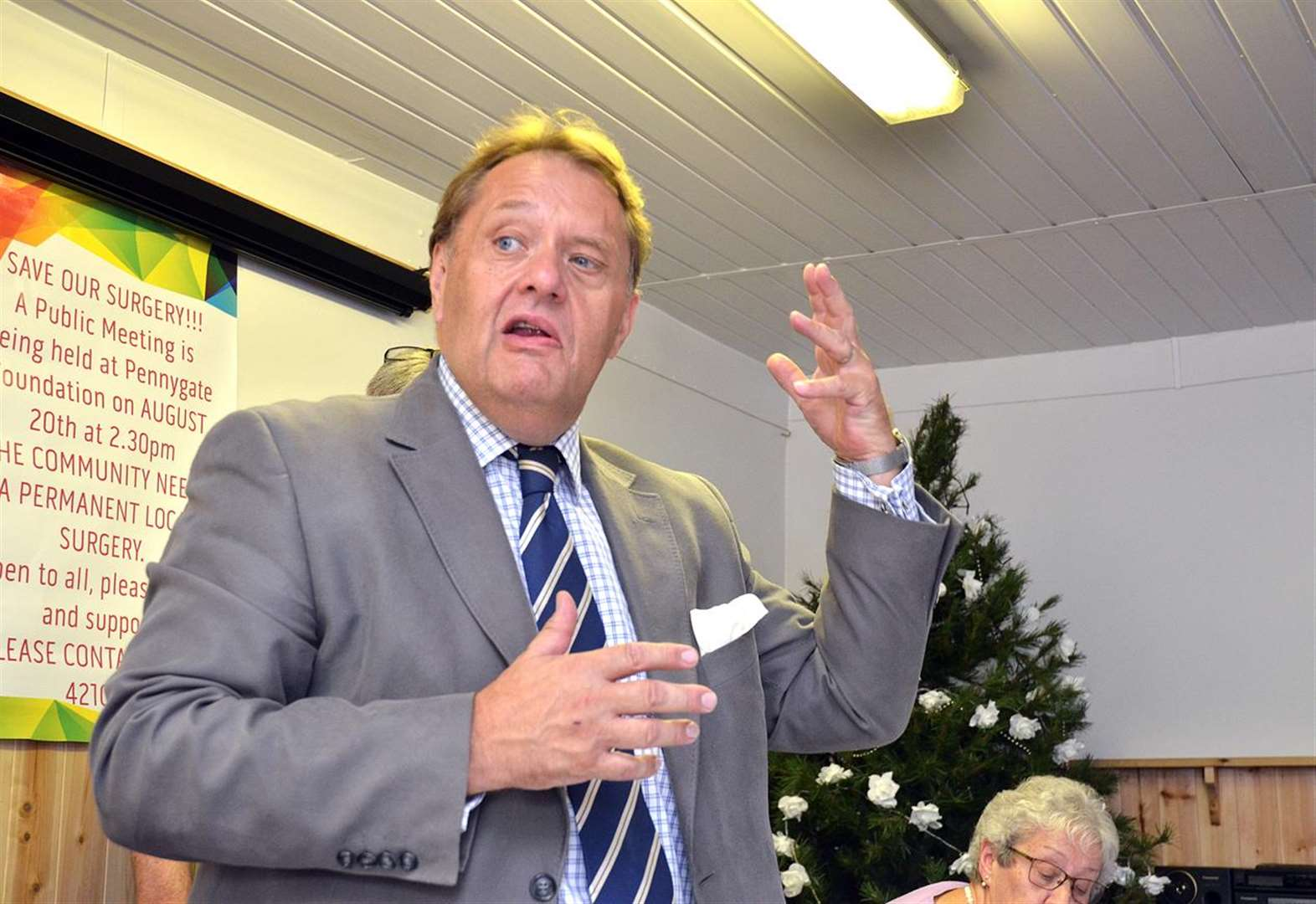 LETTER: South Holland and the Deepings MP John Hayes 'is a legend'