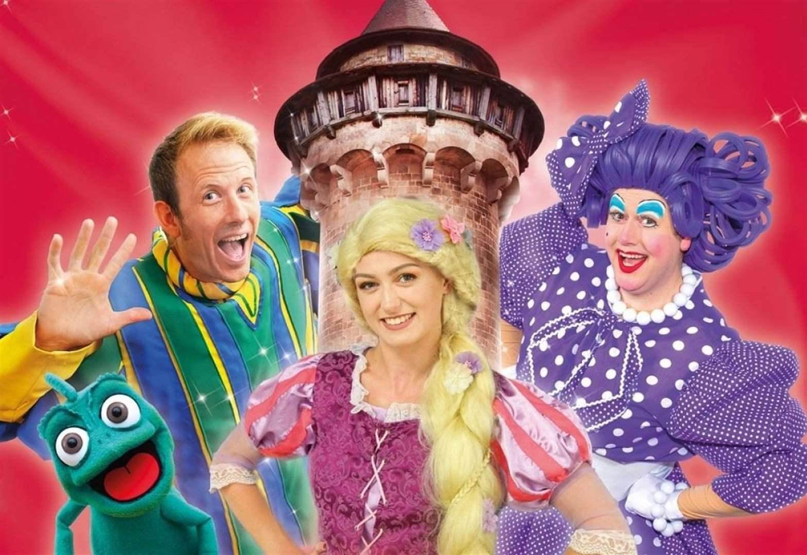 Late start to panto after power cut