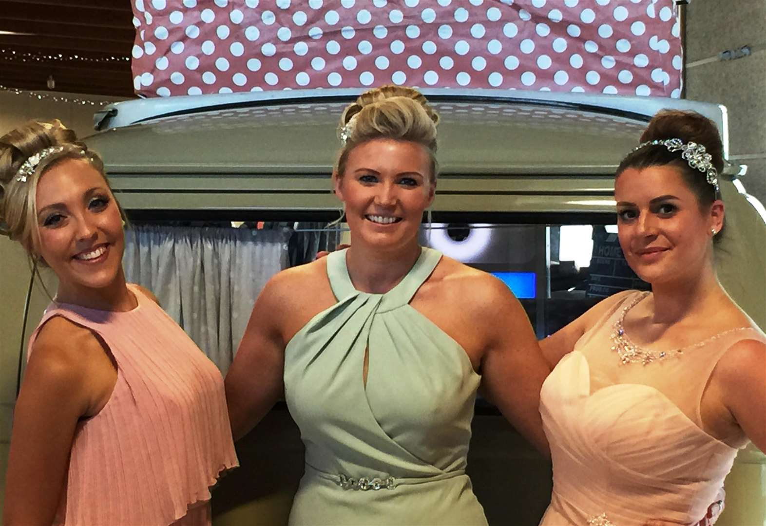BUSINESS: Bride inspiration at wedding shows
