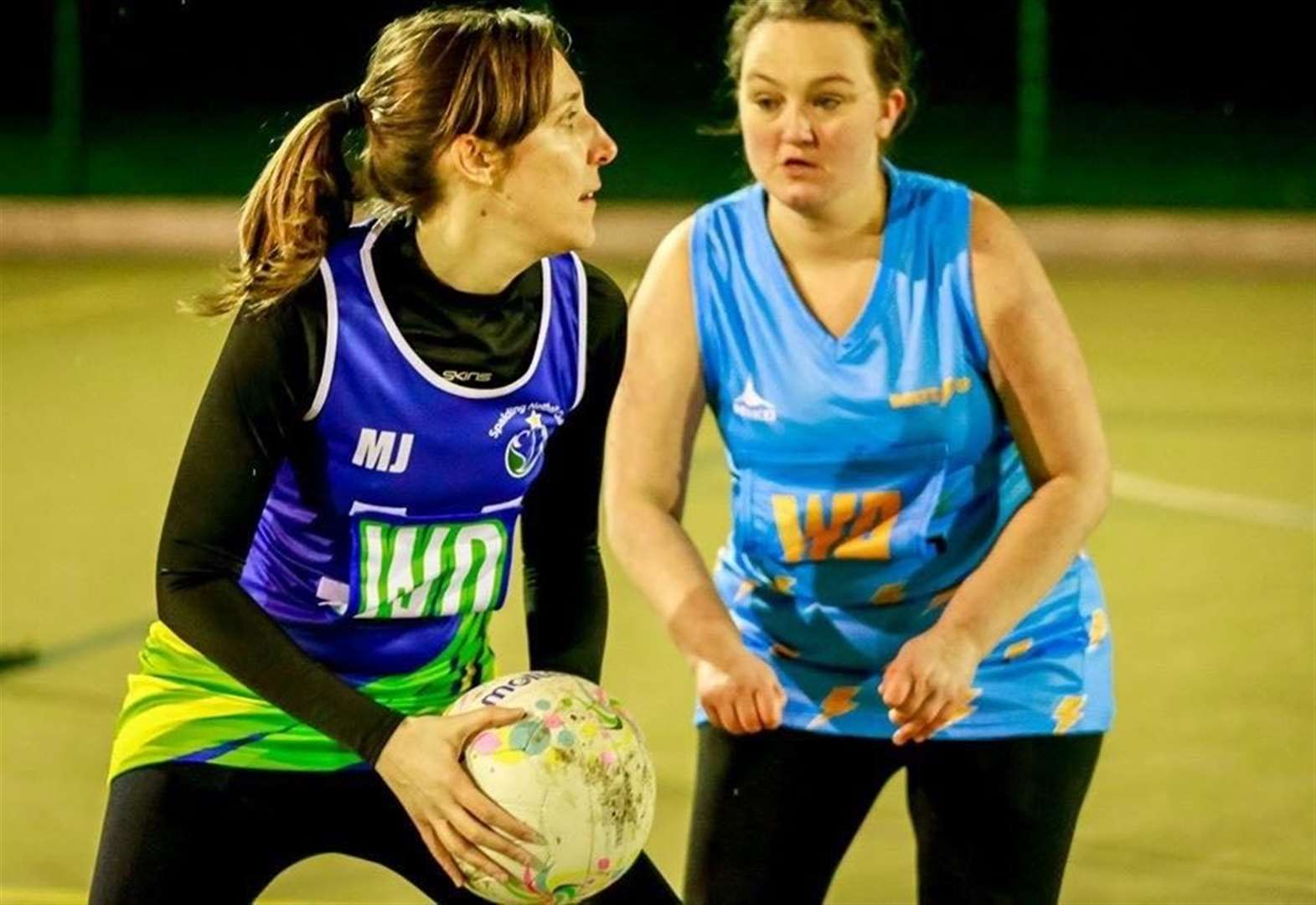 NETBALL: Lucy and Millie unstoppable in shooting circle