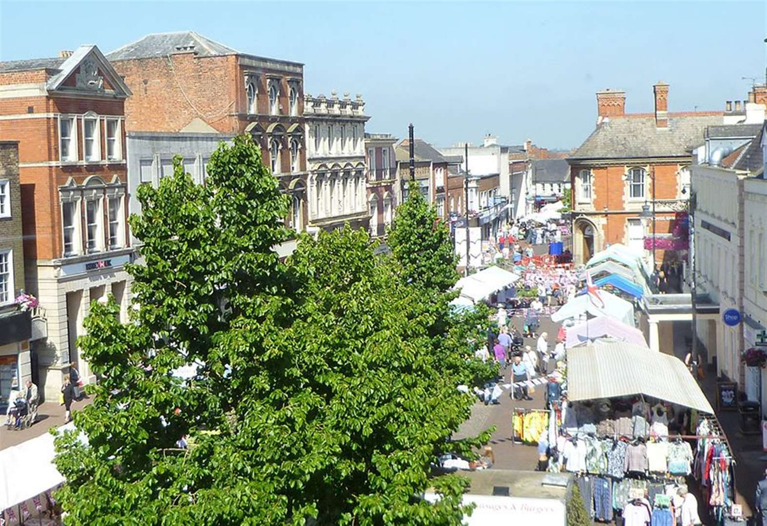 Focus on markets in Spalding, Holbeach, Crowland and Long Sutton