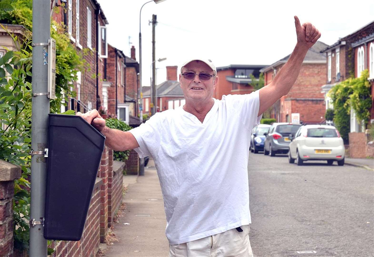 Spalding residents win four year battle to get bins in their street