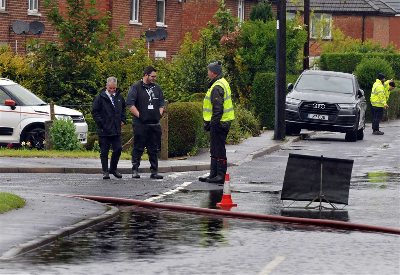 South Holland back to normal after heavy rain - but more could be on the way