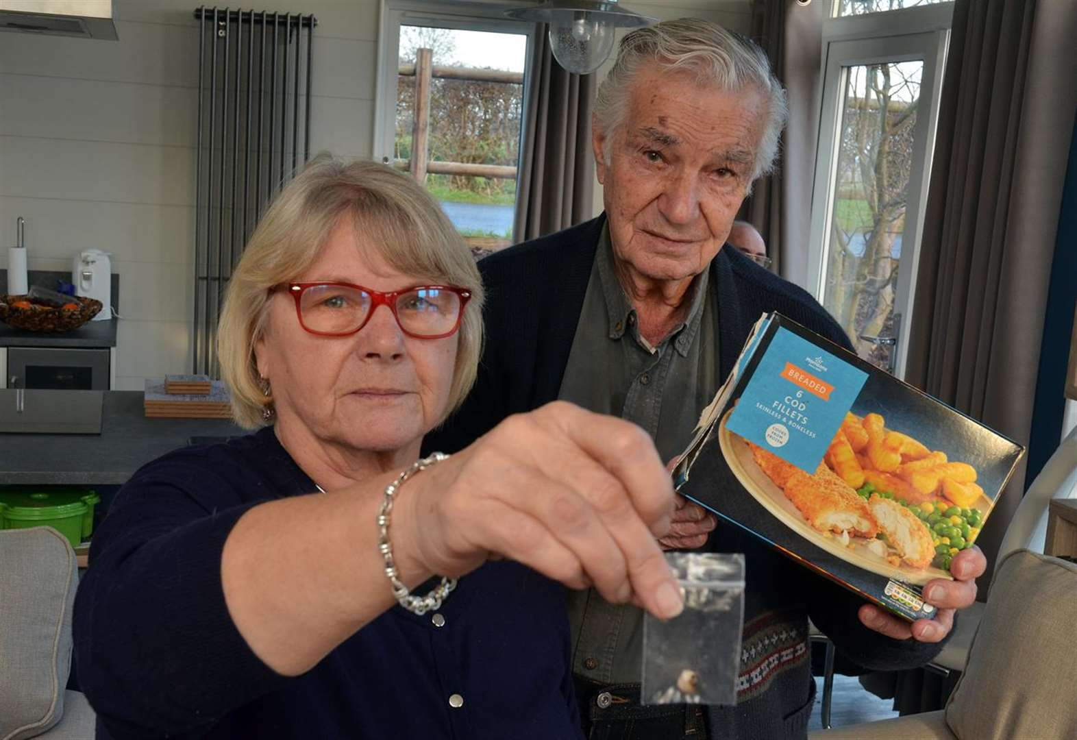 Surfleet couple find 'human tooth' in Morrisons' fish fillet