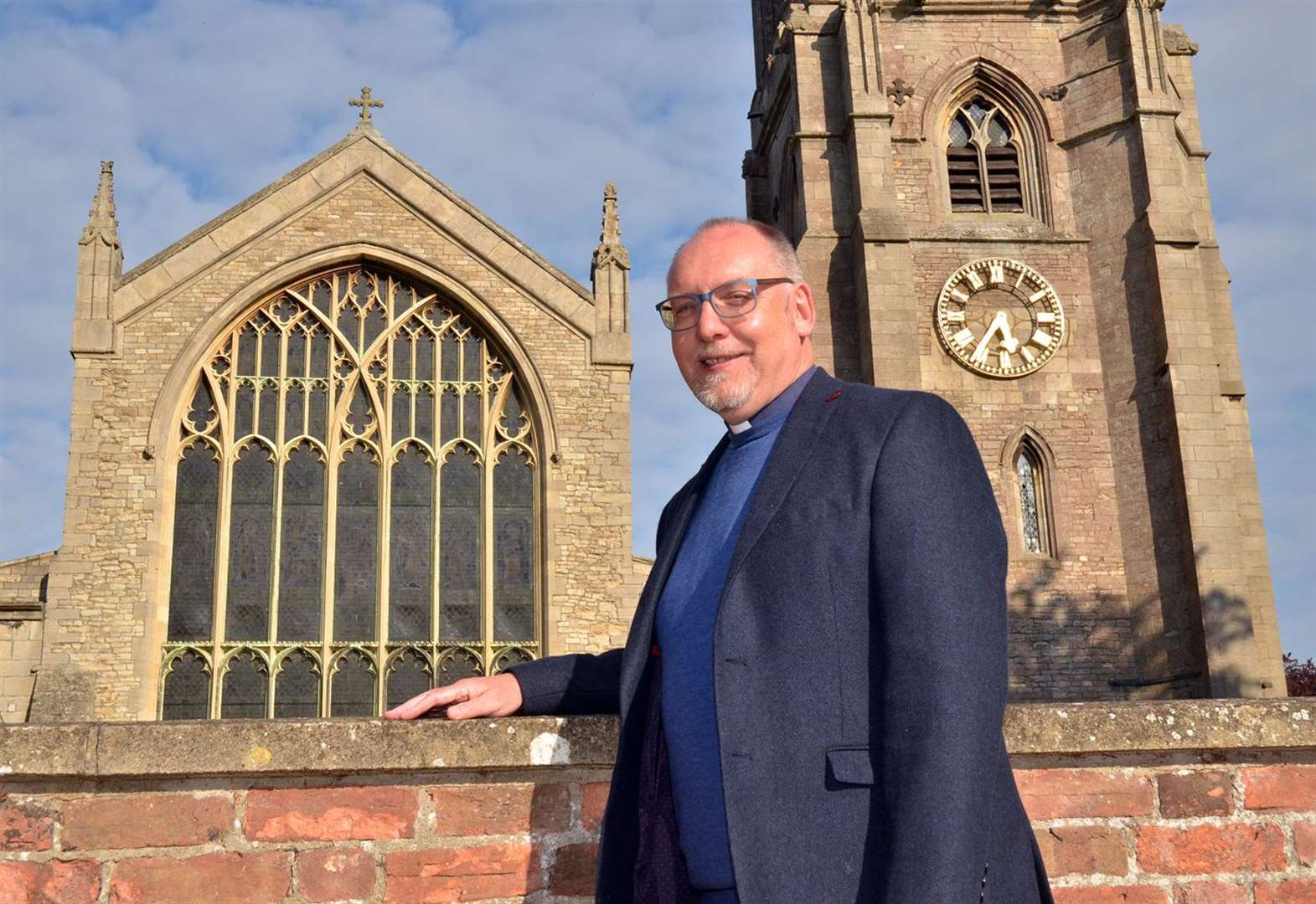 No church bells to be rung here for Brexit