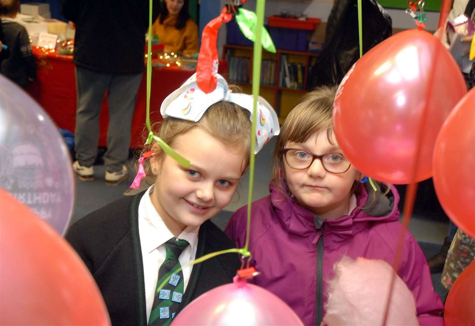 PHOTO GALLERY: Parents organise festive fair at town school