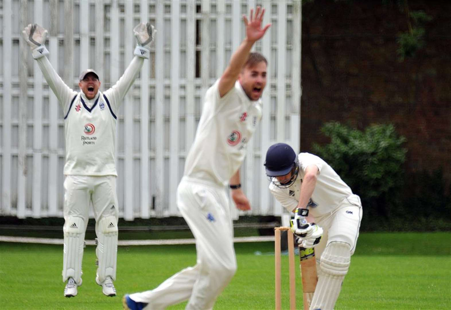 LINCS PREMIER DIVISION: Vital victories as duo aim to finish with a flourish
