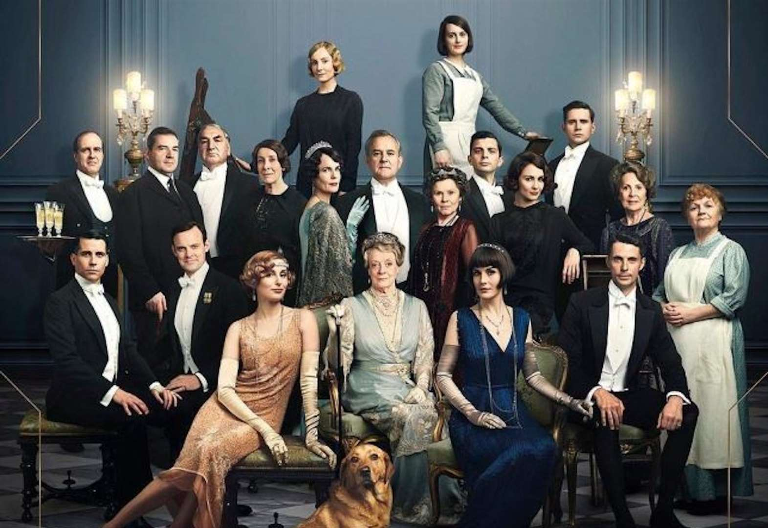 Downton Abbey hits the big screen