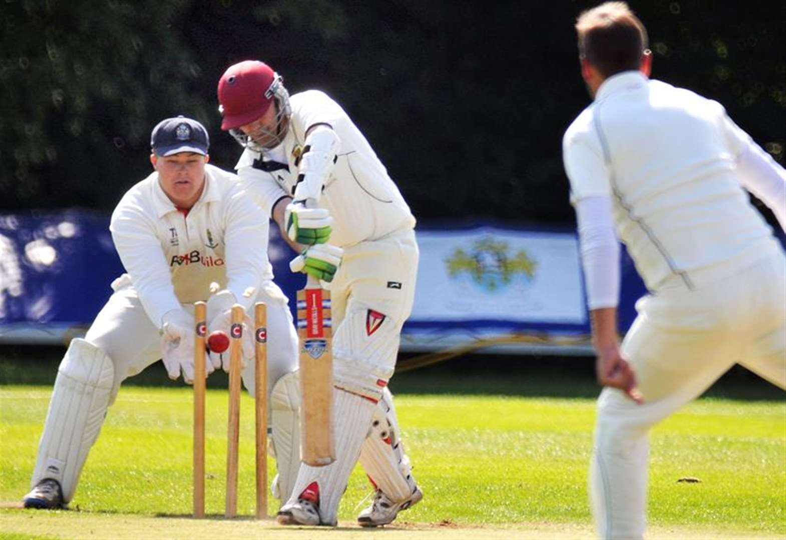 CRICKET: Newton leads the way for Spalding