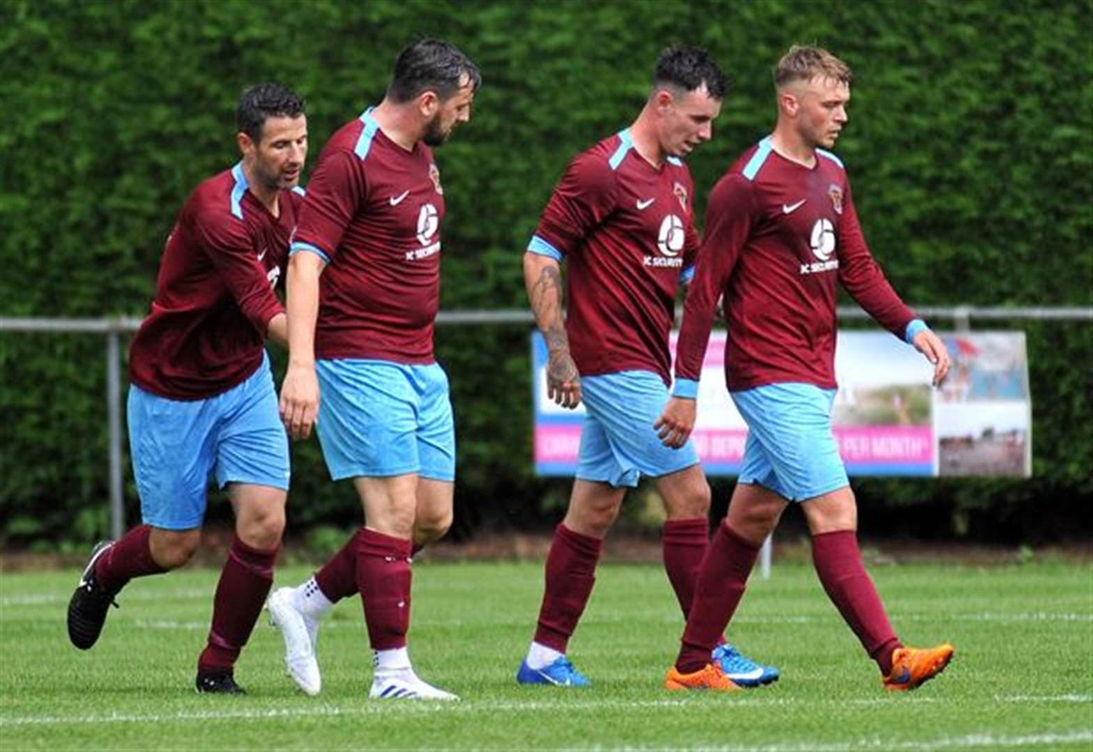 Clarets set 'benchmark' for new season after Macleod double in friendly