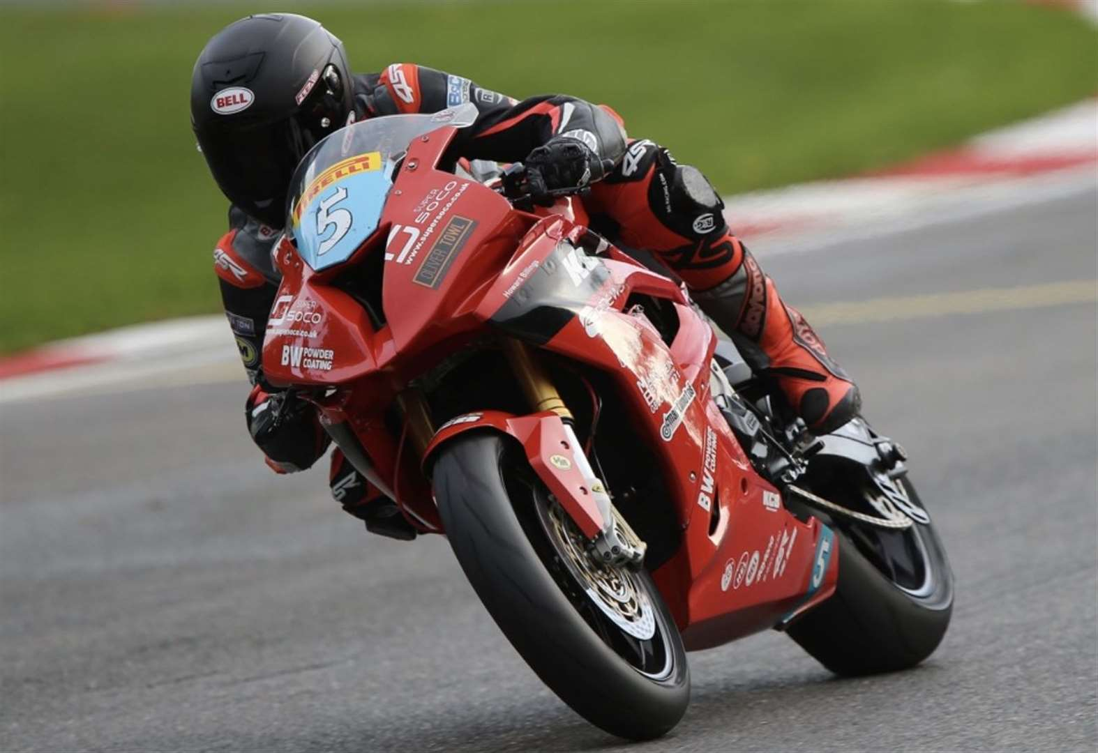 MOTORCYCLING: Aaron picks up penalty