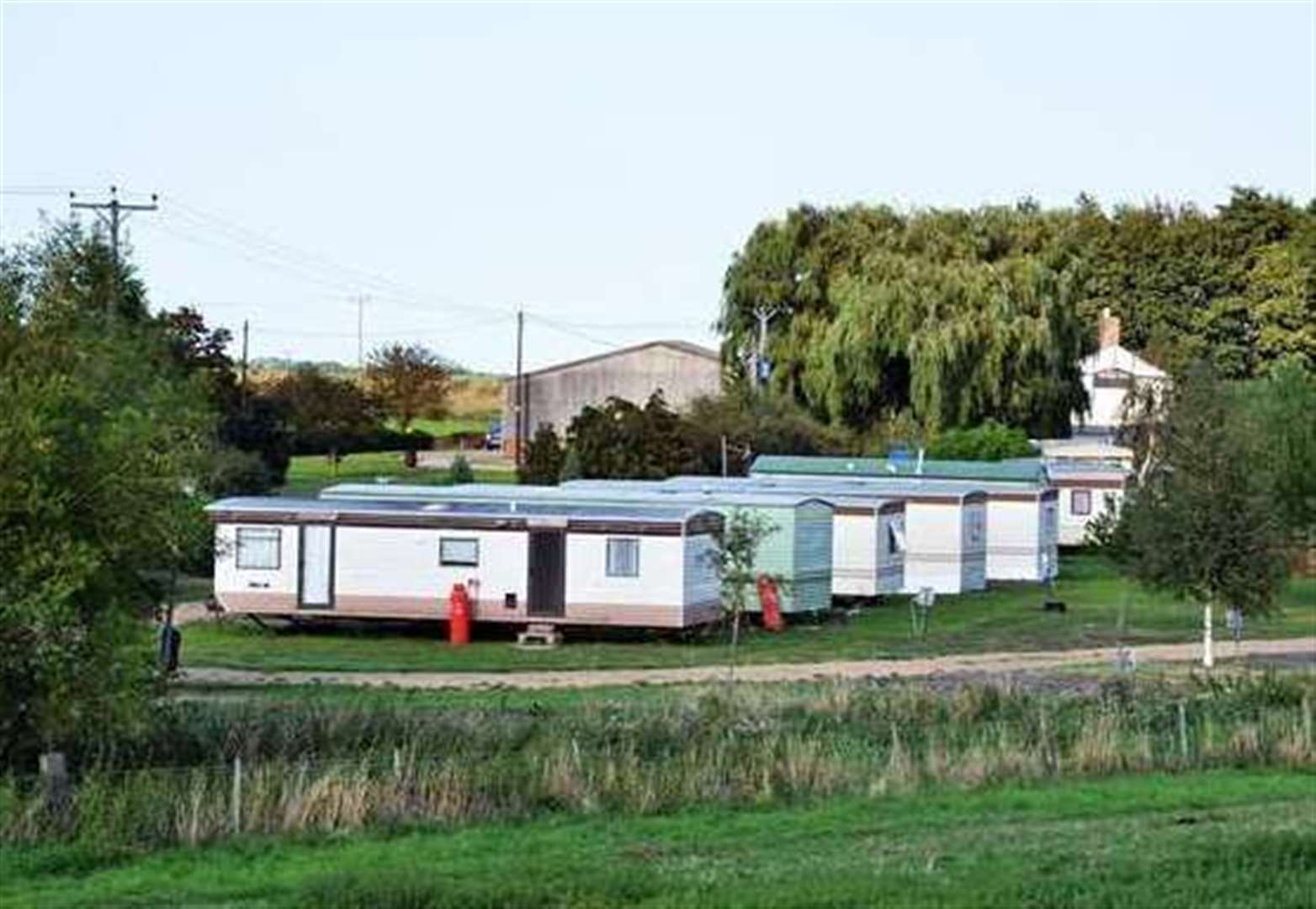 Caravan park owner wants to create Gypsy/Travellers' plots